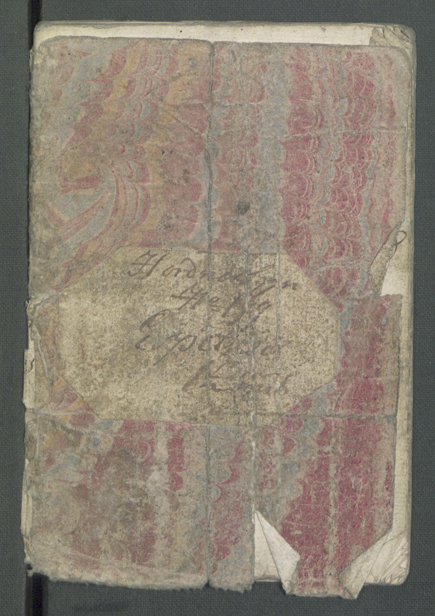 RA, Rentekammeret inntil 1814, Realistisk ordnet avdeling, Od/L0001: Oppløp, 1786-1769, s. 493