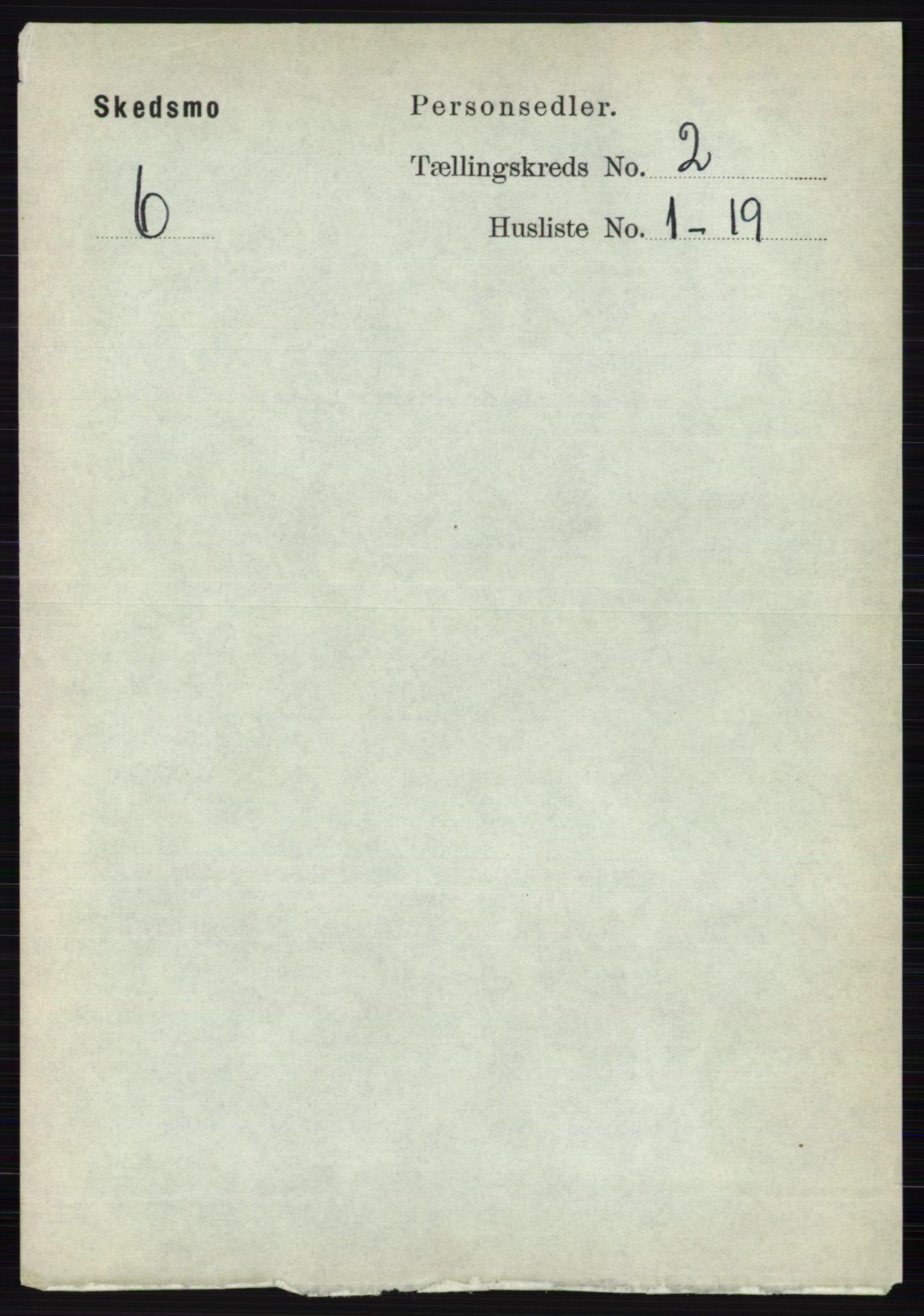 RA, Folketelling 1891 for 0231 Skedsmo herred, 1891, s. 604