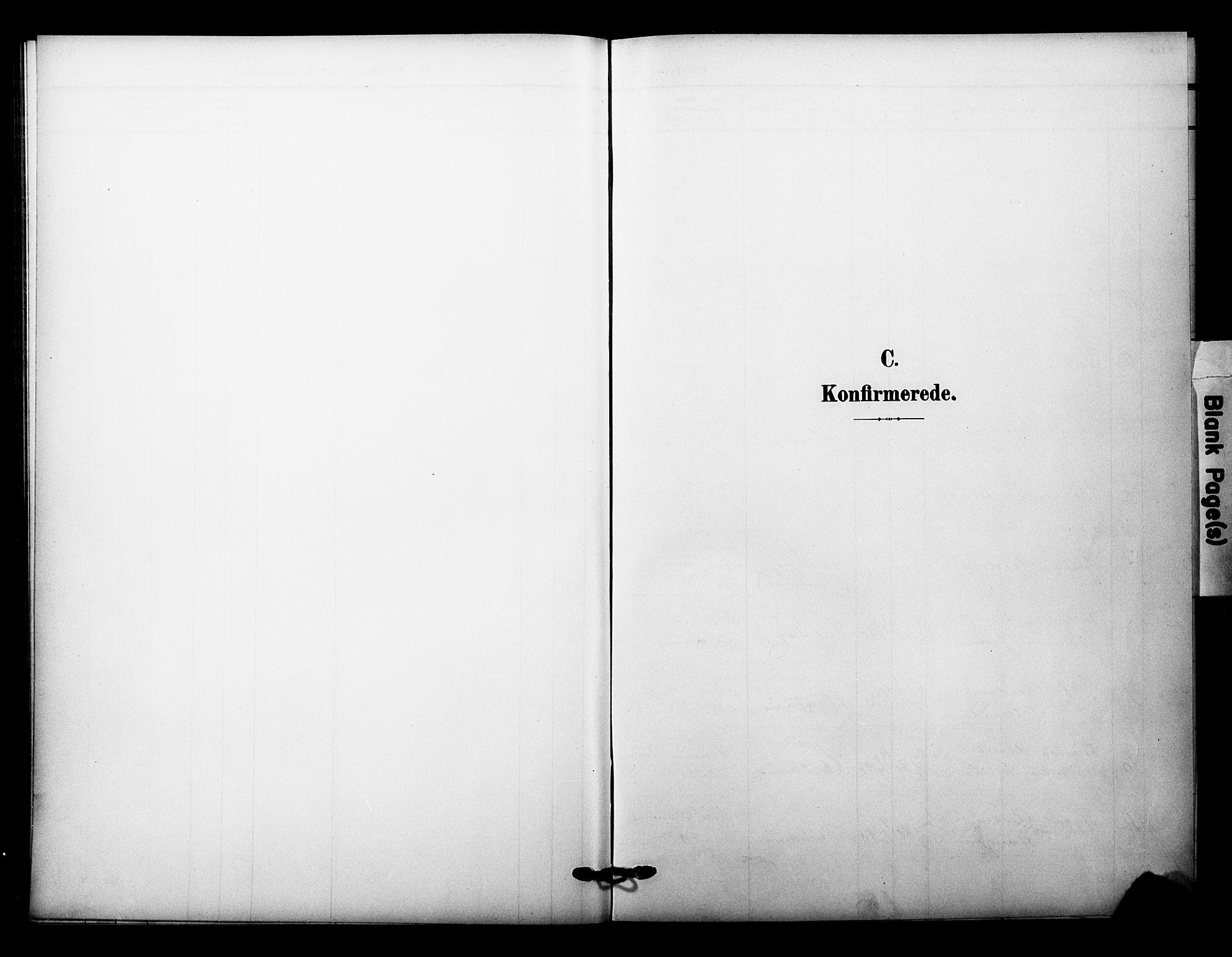 SAO, Garnisonsmenigheten Kirkebøker, F/Fa/L0014: Ministerialbok nr. 14, 1905-1914