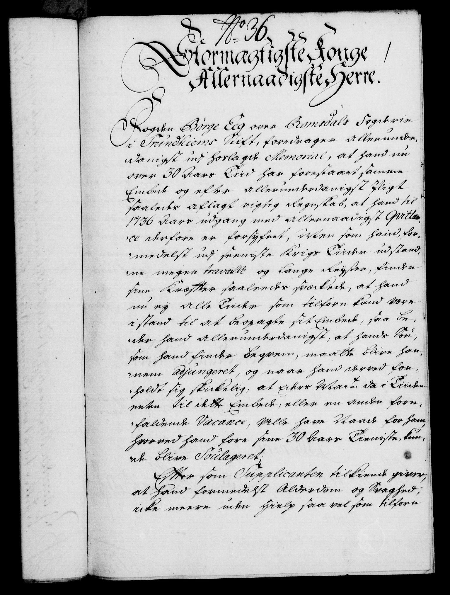 RA, Rentekammeret, Kammerkanselliet, G/Gf/Gfa/L0021: Norsk relasjons- og resolusjonsprotokoll (merket RK 52.21), 1738, s. 213
