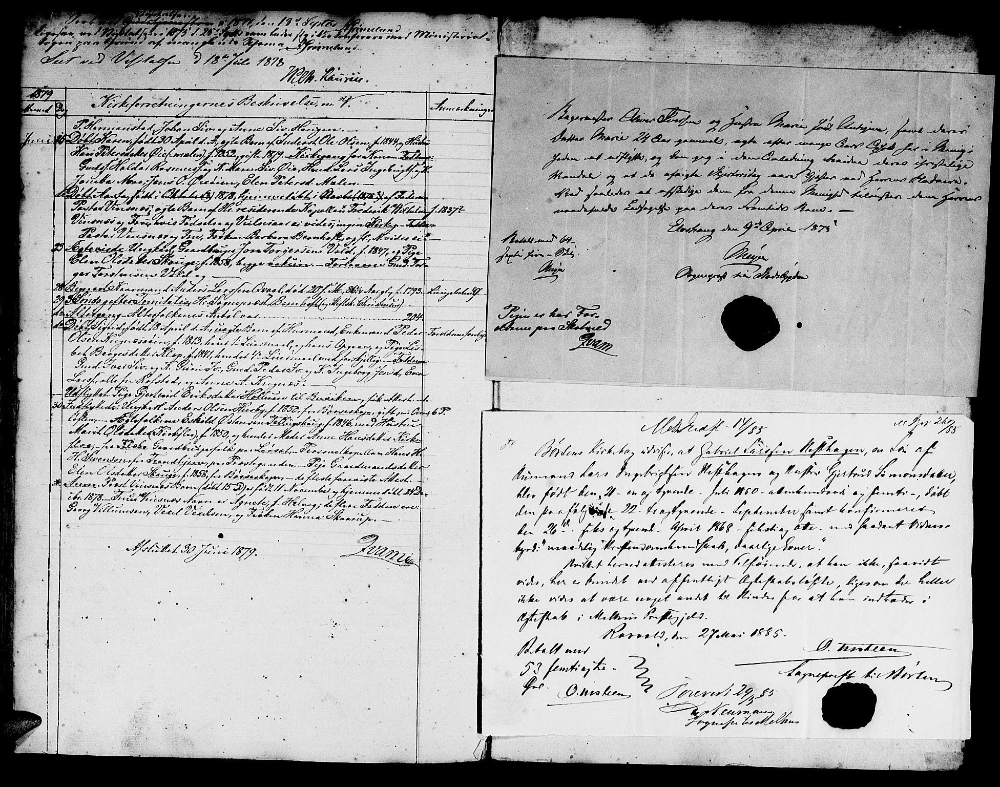 SAT, Ministerialprotokoller, klokkerbøker og fødselsregistre - Sør-Trøndelag, 691/L1093: Klokkerbok nr. 691C04, 1852-1879, s. 141
