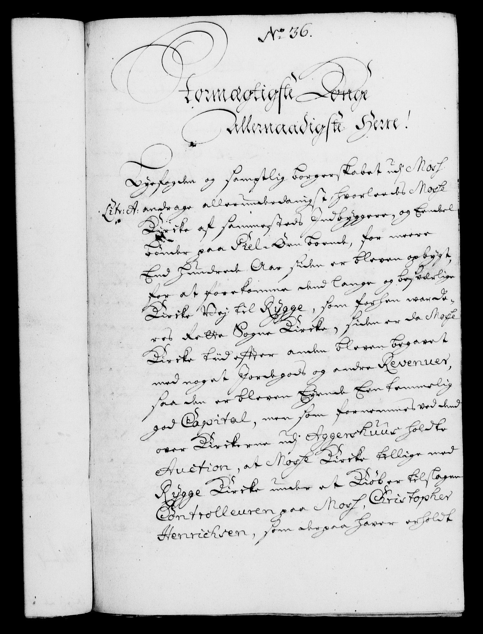 RA, Rentekammeret, Kammerkanselliet, G/Gf/Gfa/L0006: Norsk relasjons- og resolusjonsprotokoll (merket RK 52.6), 1723, s. 281