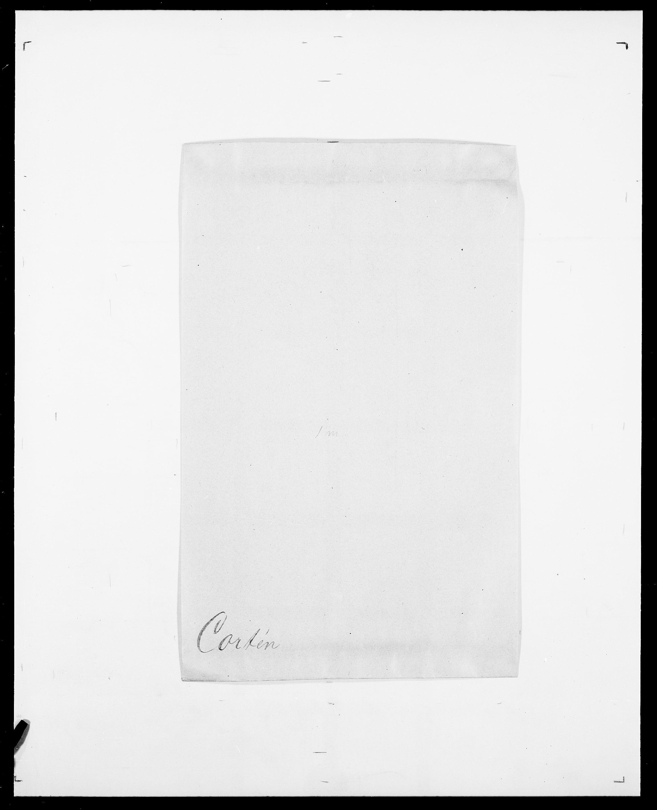 SAO, Delgobe, Charles Antoine - samling, D/Da/L0008: Capjon - Dagenbolt, s. 545