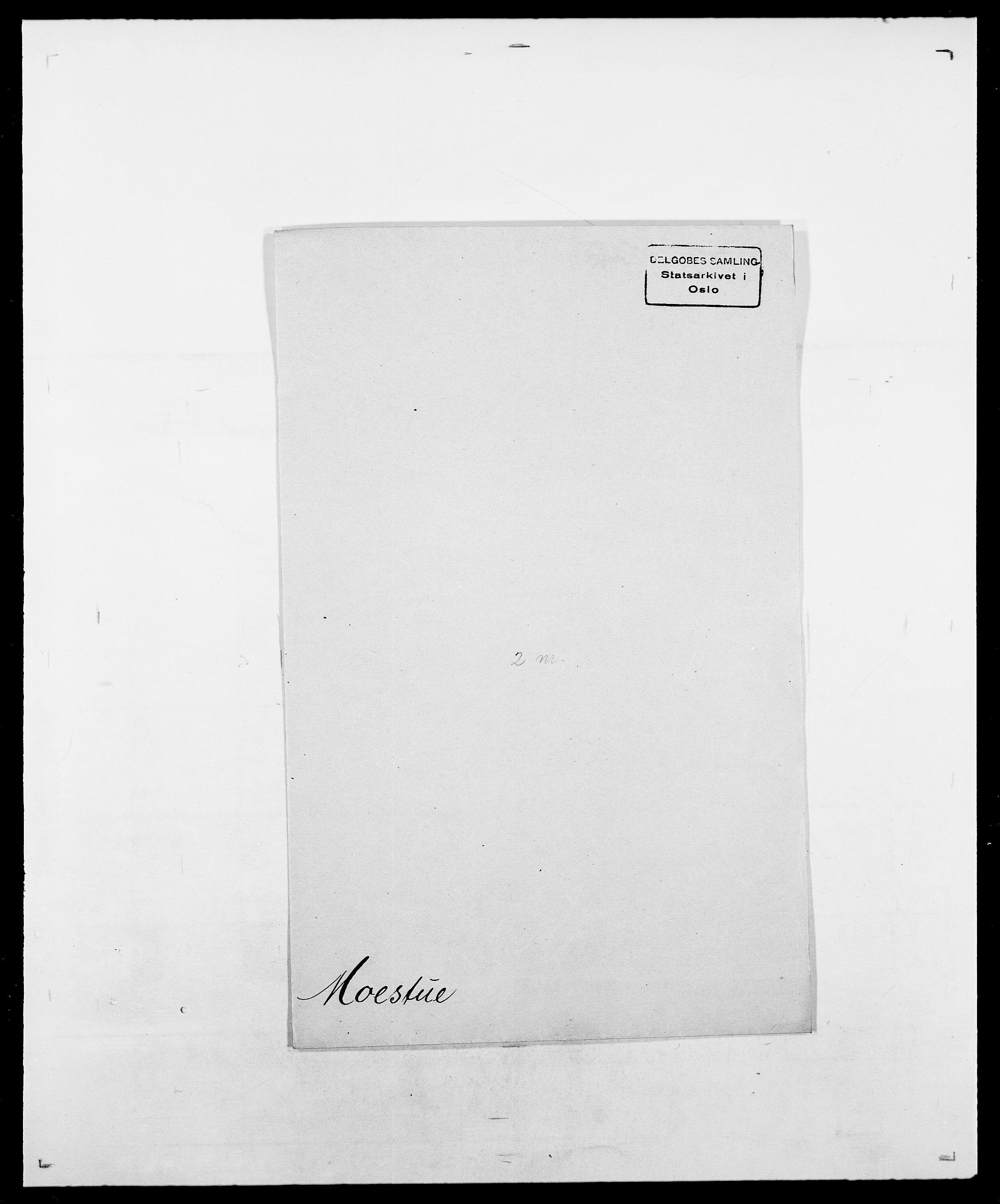SAO, Delgobe, Charles Antoine - samling, D/Da/L0026: Mechelby - Montoppidan, s. 664
