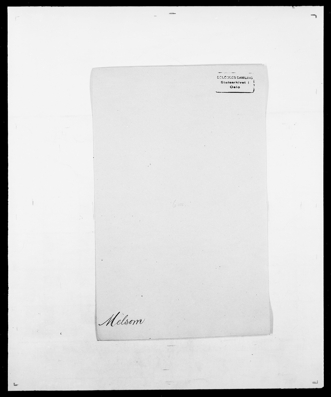 SAO, Delgobe, Charles Antoine - samling, D/Da/L0026: Mechelby - Montoppidan, s. 291