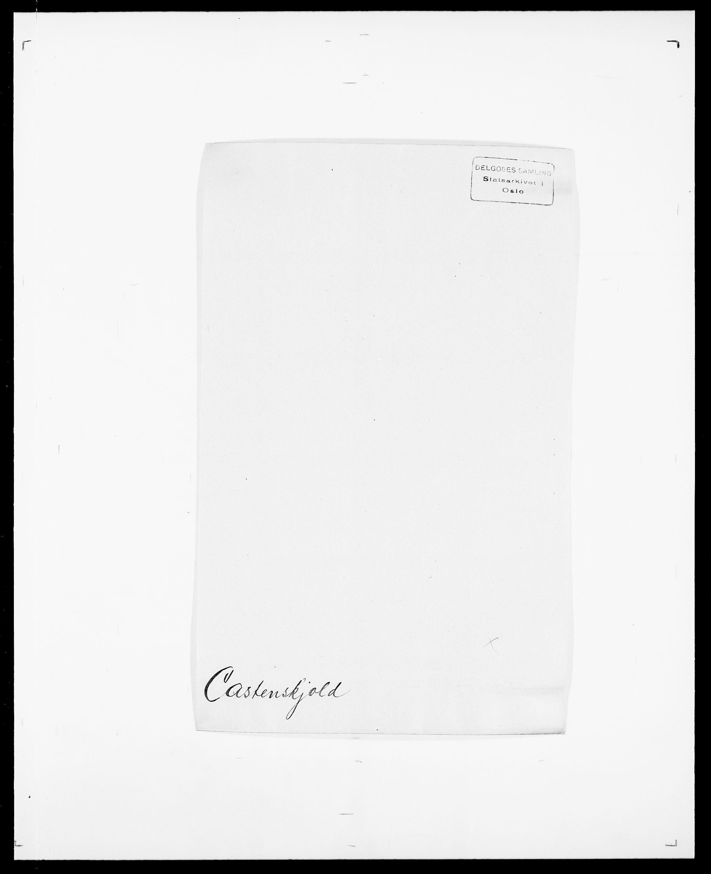 SAO, Delgobe, Charles Antoine - samling, D/Da/L0008: Capjon - Dagenbolt, s. 149