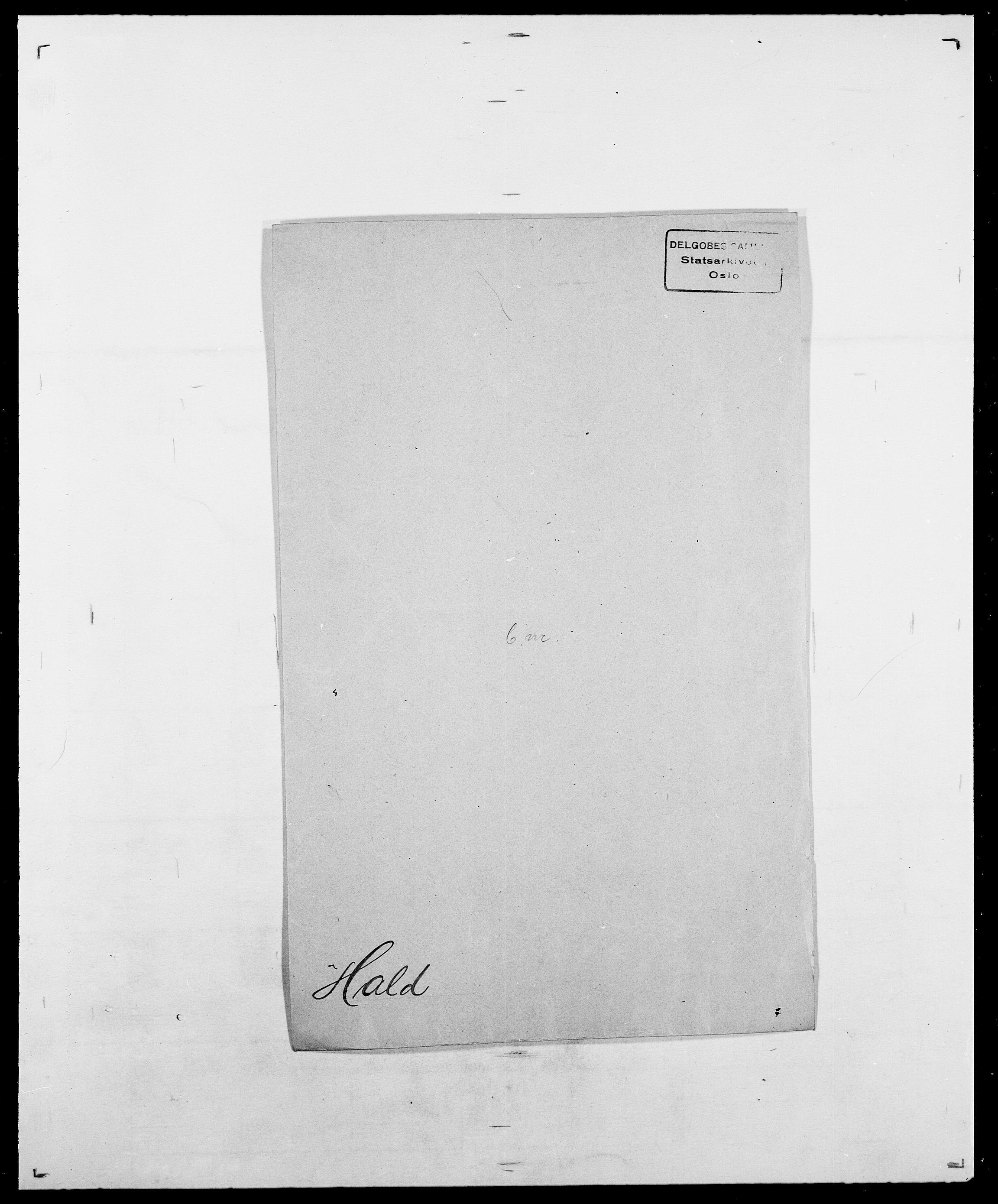 SAO, Delgobe, Charles Antoine - samling, D/Da/L0015: Grodtshilling - Halvorsæth, s. 744