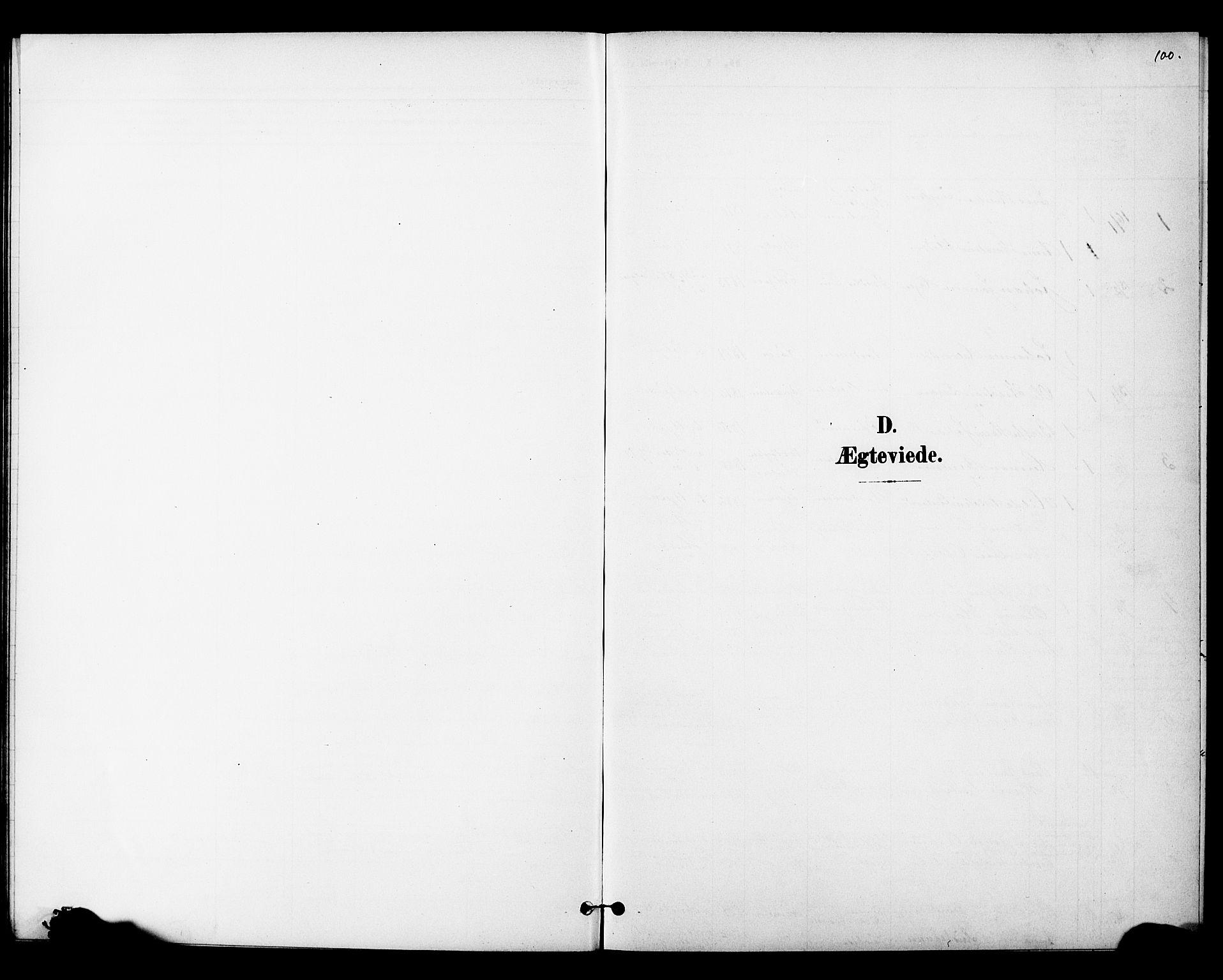 SAO, Nannestad prestekontor Kirkebøker, G/Gc/L0001: Klokkerbok nr. III 1, 1901-1916, s. 99