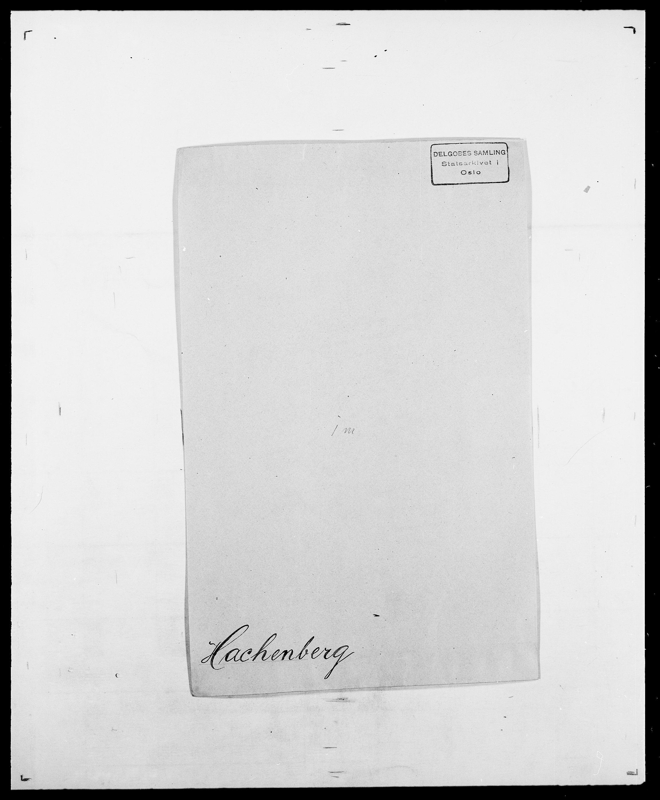 SAO, Delgobe, Charles Antoine - samling, D/Da/L0015: Grodtshilling - Halvorsæth, s. 630