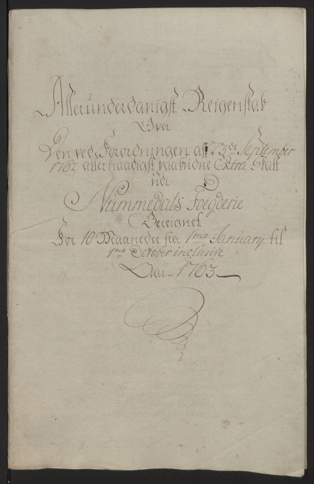 RA, Rentekammeret inntil 1814, Reviderte regnskaper, Fogderegnskap, R64/L4502: Ekstraskatten Namdal, 1762-1772, s. 54