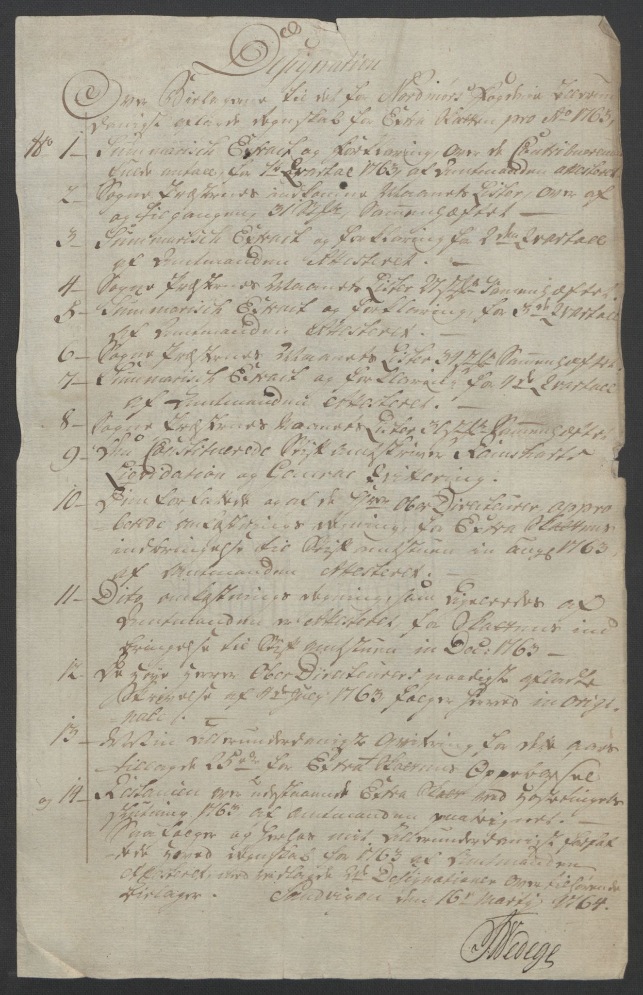 RA, Rentekammeret inntil 1814, Reviderte regnskaper, Fogderegnskap, R56/L3841: Ekstraskatten Nordmøre, 1762-1763, s. 205