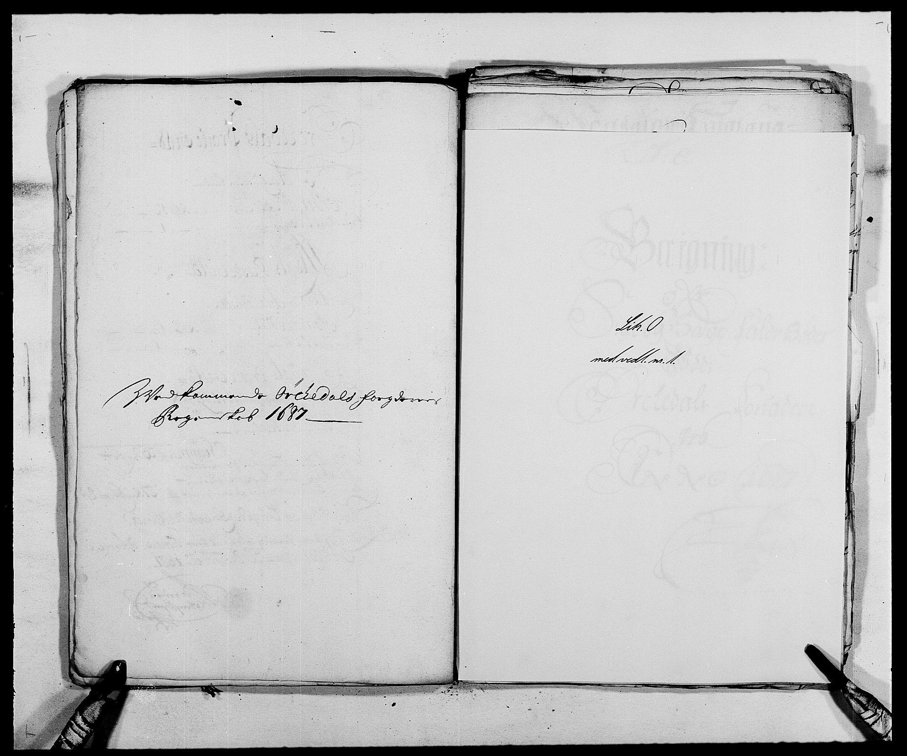 RA, Rentekammeret inntil 1814, Reviderte regnskaper, Fogderegnskap, R58/L3935: Fogderegnskap Orkdal, 1687-1688, s. 148