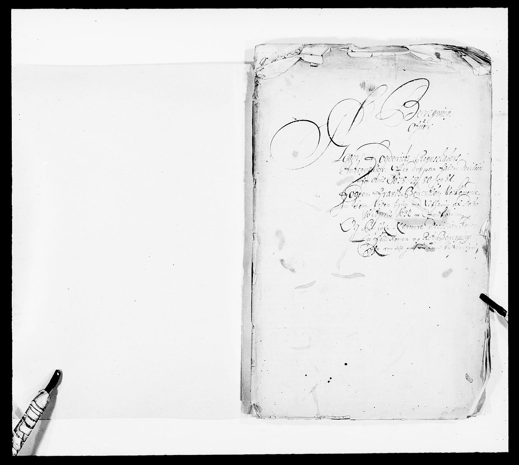RA, Rentekammeret inntil 1814, Reviderte regnskaper, Fogderegnskap, R08/L0419: Fogderegnskap Aker, 1678-1681, s. 180