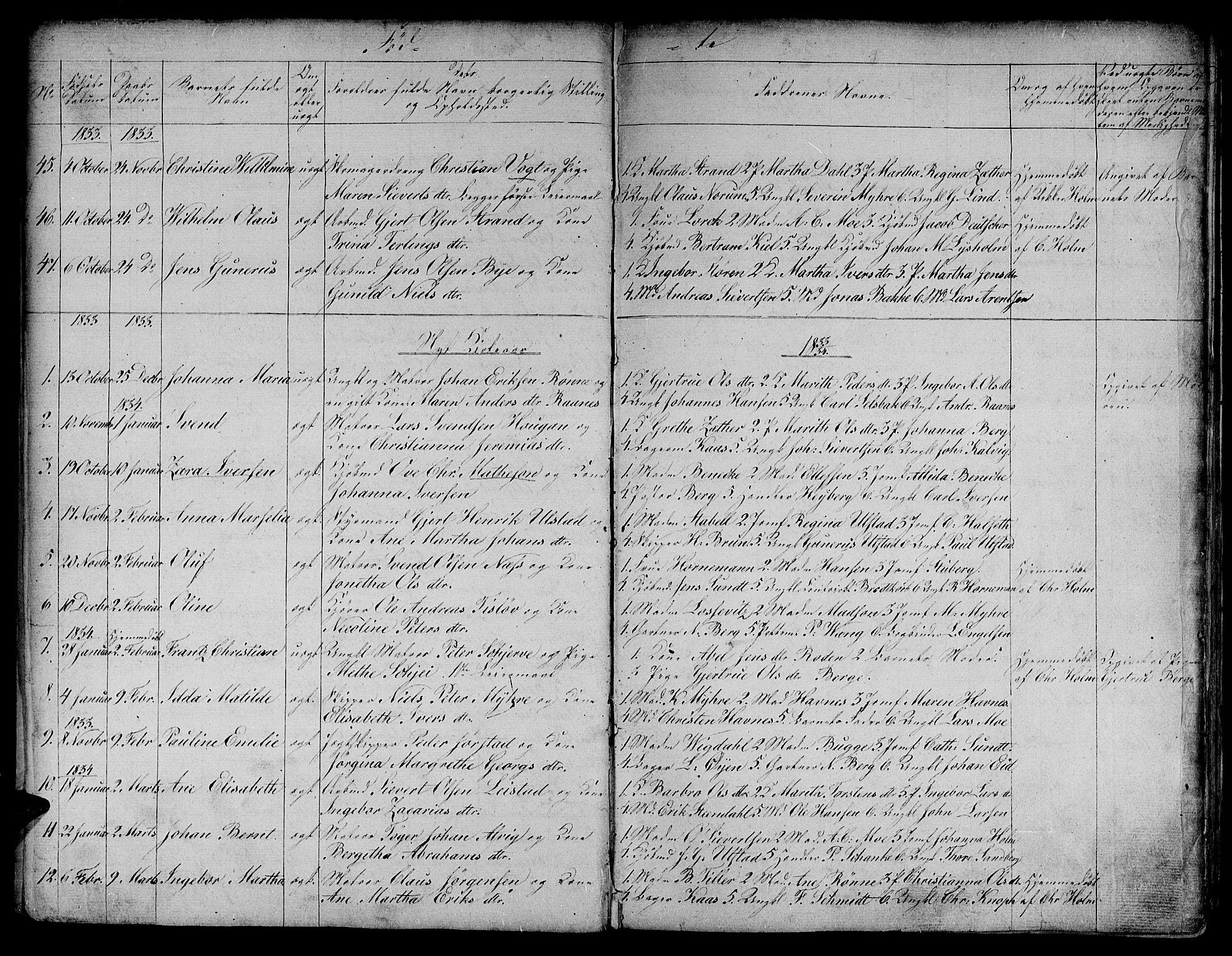 SAT, Ministerialprotokoller, klokkerbøker og fødselsregistre - Sør-Trøndelag, 604/L0182: Ministerialbok nr. 604A03, 1818-1850, s. 8