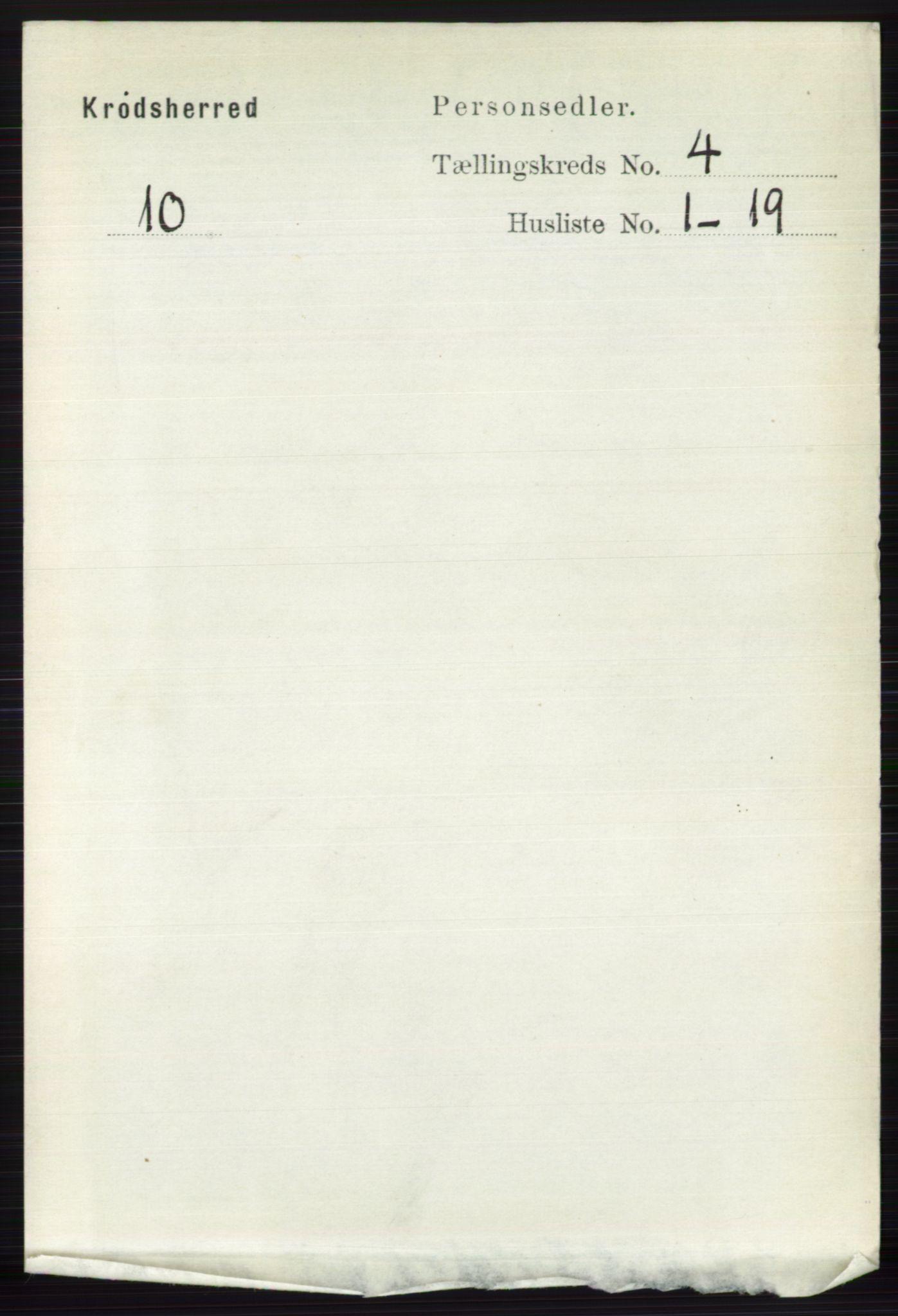 RA, Folketelling 1891 for 0621 Sigdal herred, 1891, s. 5995