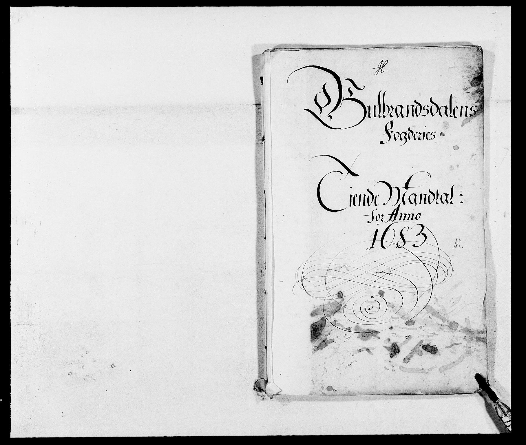 RA, Rentekammeret inntil 1814, Reviderte regnskaper, Fogderegnskap, R17/L1158: Fogderegnskap Gudbrandsdal, 1682-1689, s. 18