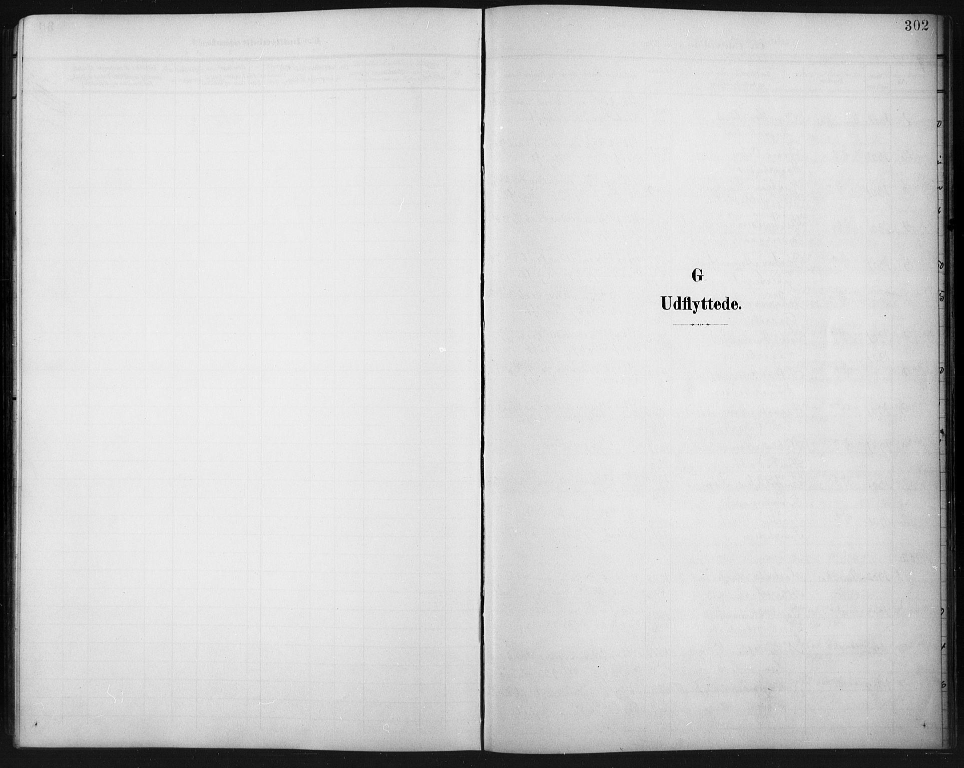 SAH, Fåberg prestekontor, Klokkerbok nr. 11, 1901-1921, s. 302
