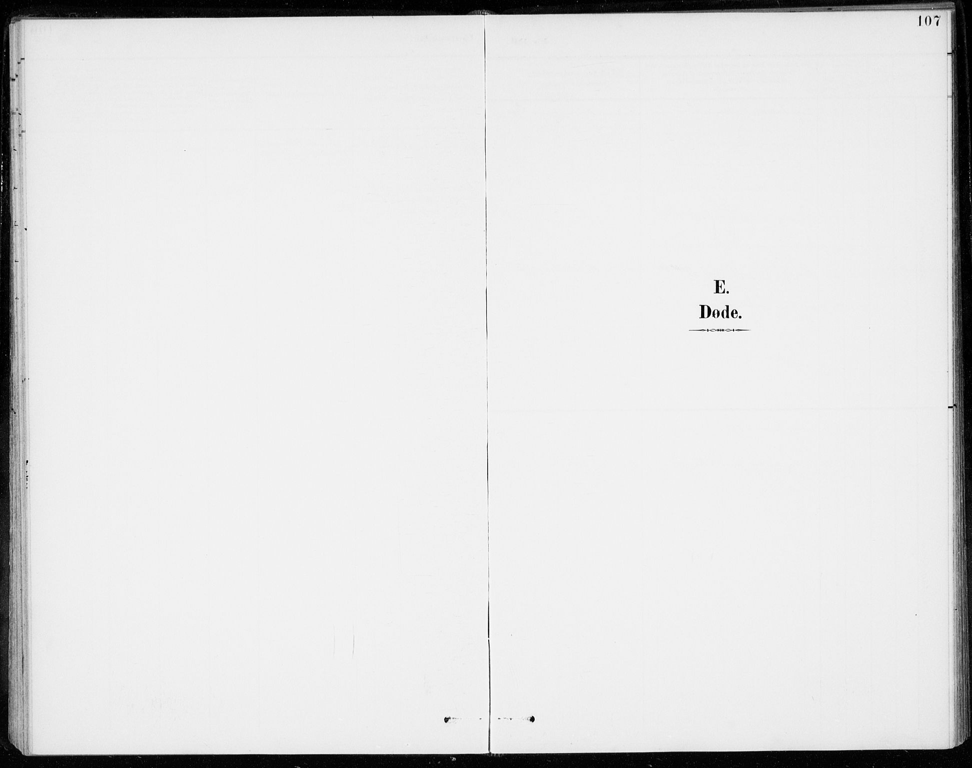 SAKO, Sigdal kirkebøker, F/Fc/L0002: Ministerialbok nr. III 2, 1894-1911, s. 107