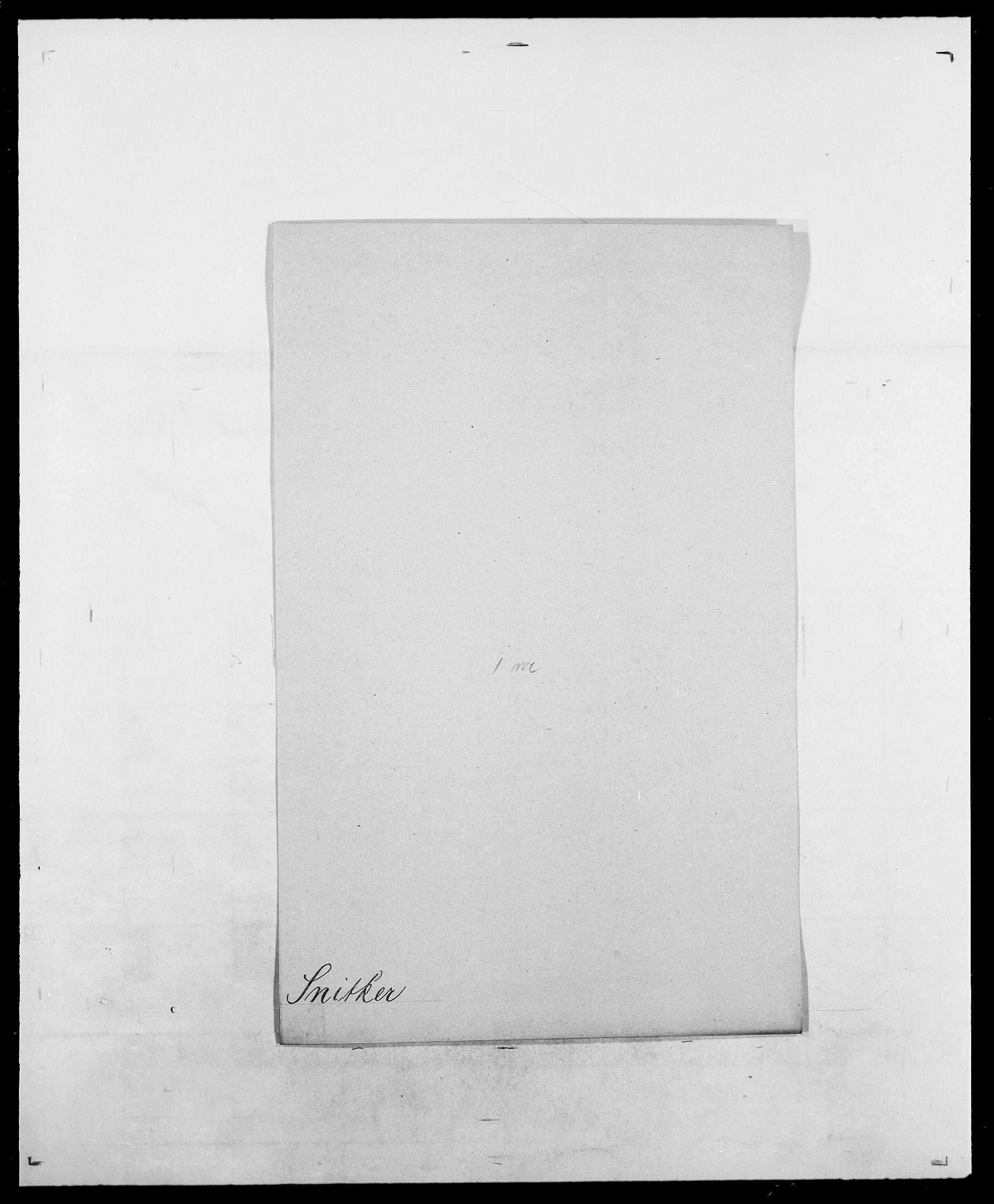 SAO, Delgobe, Charles Antoine - samling, D/Da/L0036: Skaanør - Staverskov, s. 356