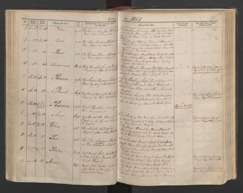 SAT, Ministerialprotokoller, klokkerbøker og fødselsregistre - Møre og Romsdal, 554/L0645: Klokkerbok nr. 554C02, 1867-1946, s. 74