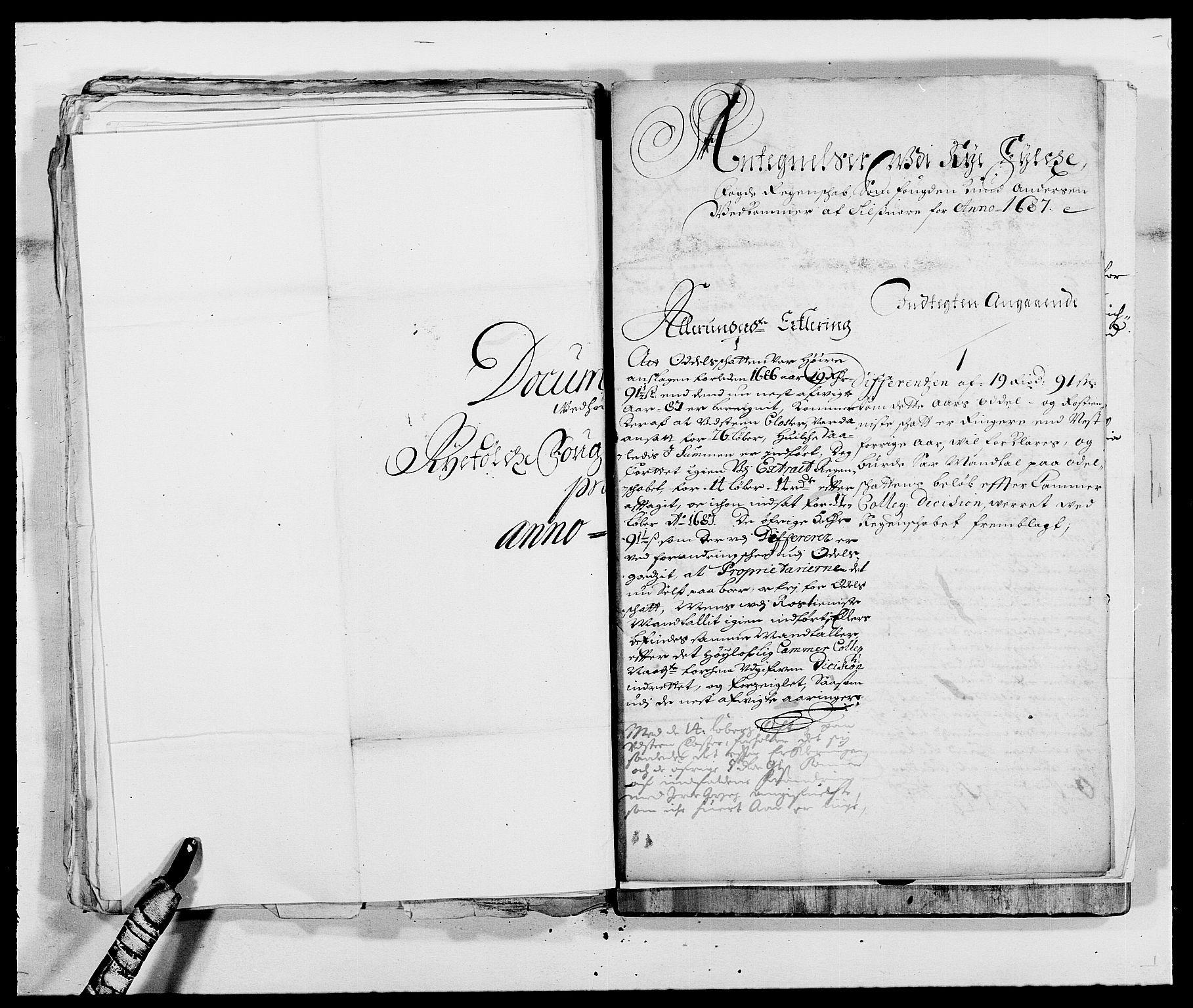 RA, Rentekammeret inntil 1814, Reviderte regnskaper, Fogderegnskap, R47/L2855: Fogderegnskap Ryfylke, 1685-1688, s. 321