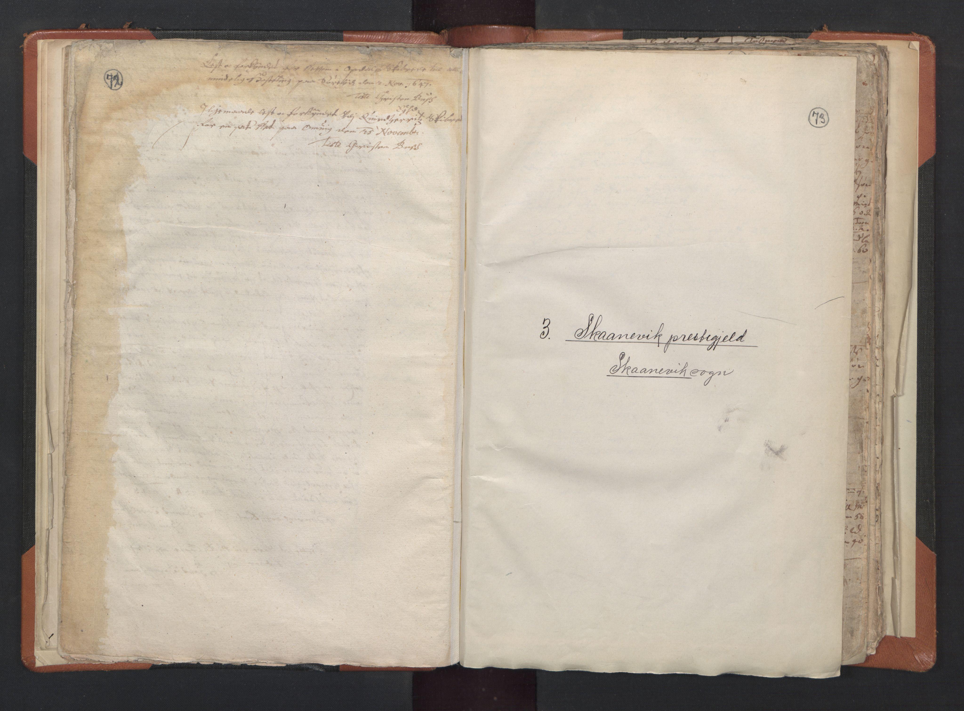 RA, Sogneprestenes manntall 1664-1666, nr. 20: Sunnhordland prosti, 1664-1666, s. 72-73