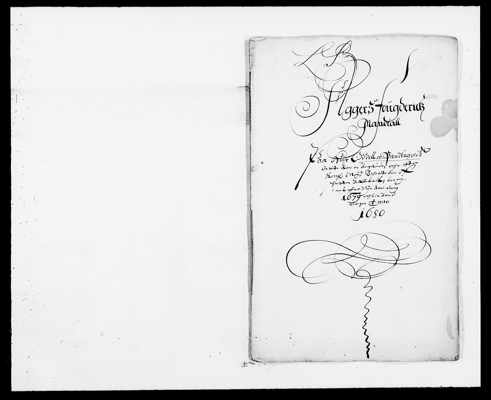 RA, Rentekammeret inntil 1814, Reviderte regnskaper, Fogderegnskap, R08/L0416: Fogderegnskap Aker, 1678-1681, s. 436