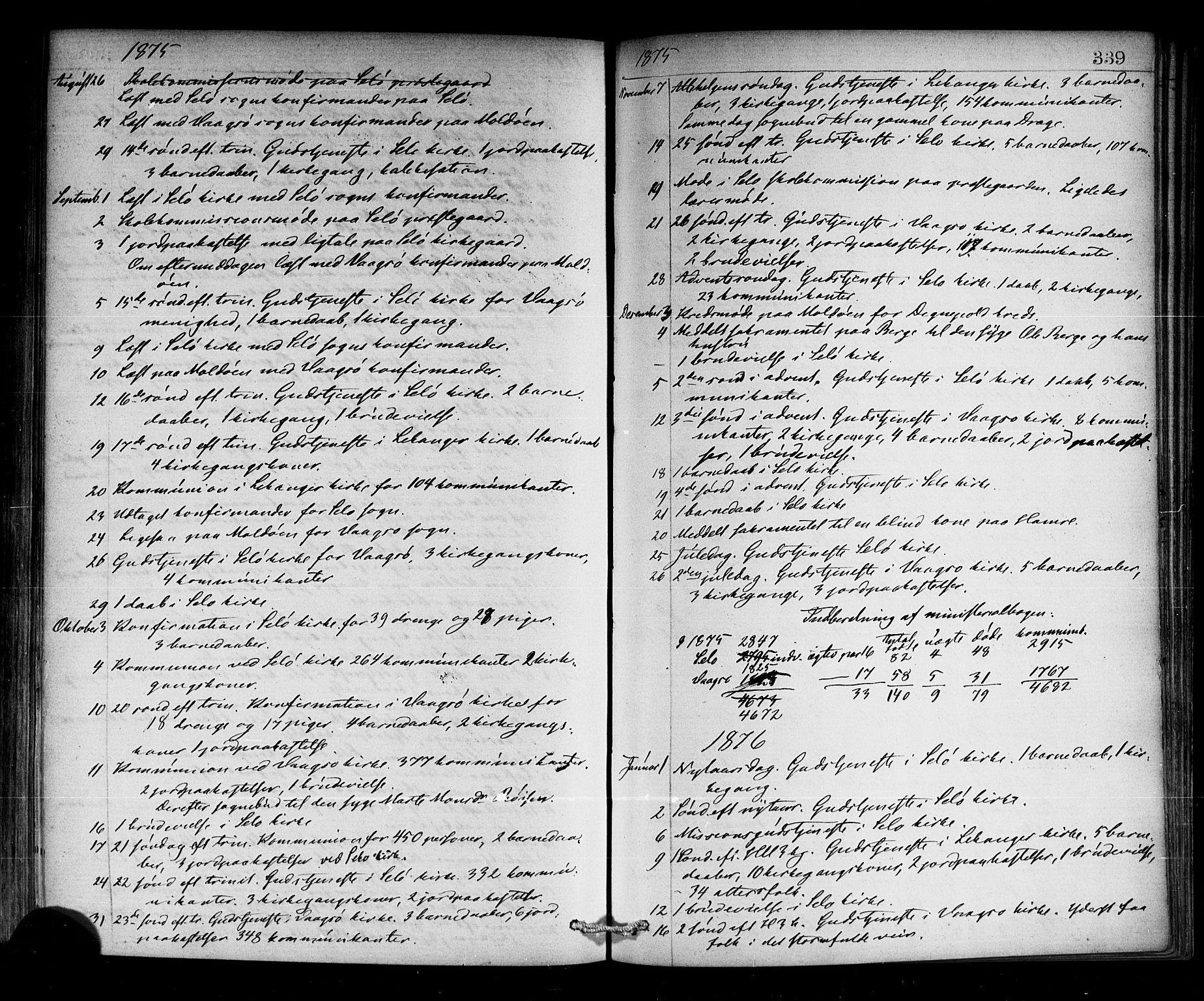 SAB, Selje sokneprestembete*, Ministerialbok nr. A 12, 1870-1880, s. 339