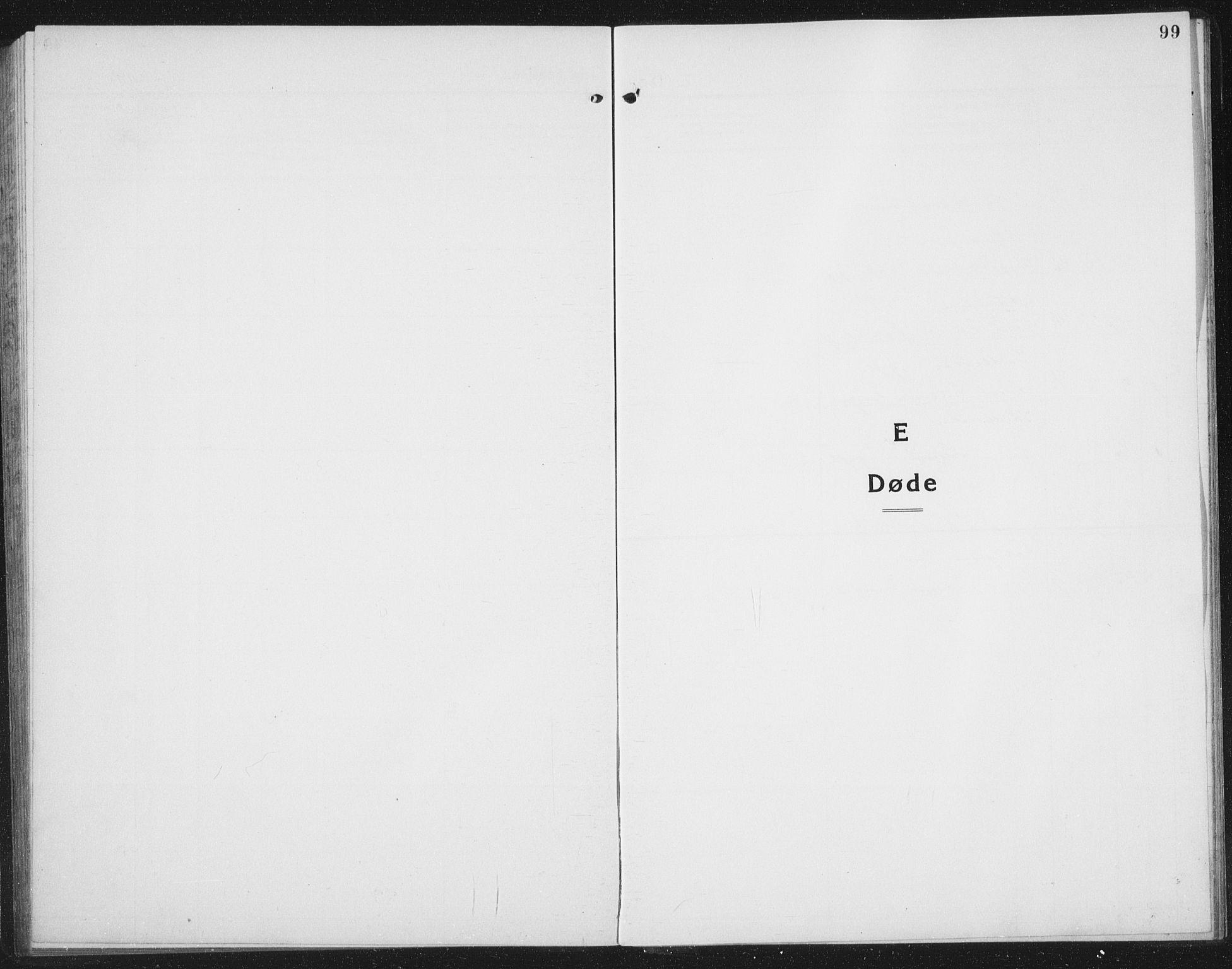 SAT, Ministerialprotokoller, klokkerbøker og fødselsregistre - Nord-Trøndelag, 757/L0507: Klokkerbok nr. 757C02, 1923-1939, s. 99
