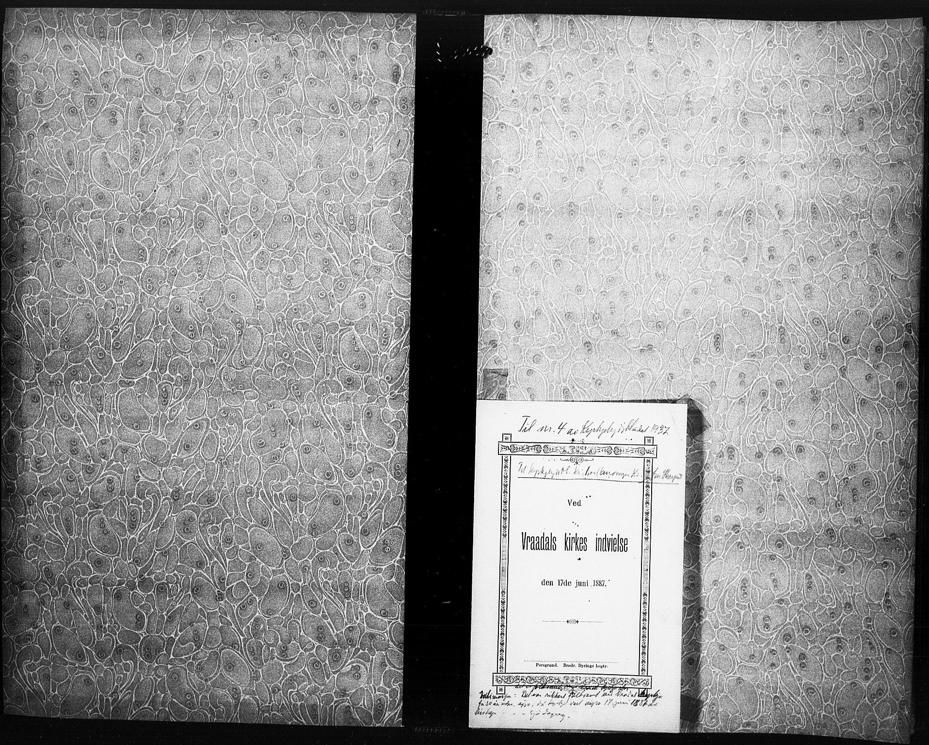 SAKO, Kviteseid kirkebøker, F/Fc/L0002: Ministerialbok nr. III 2, 1882-1908