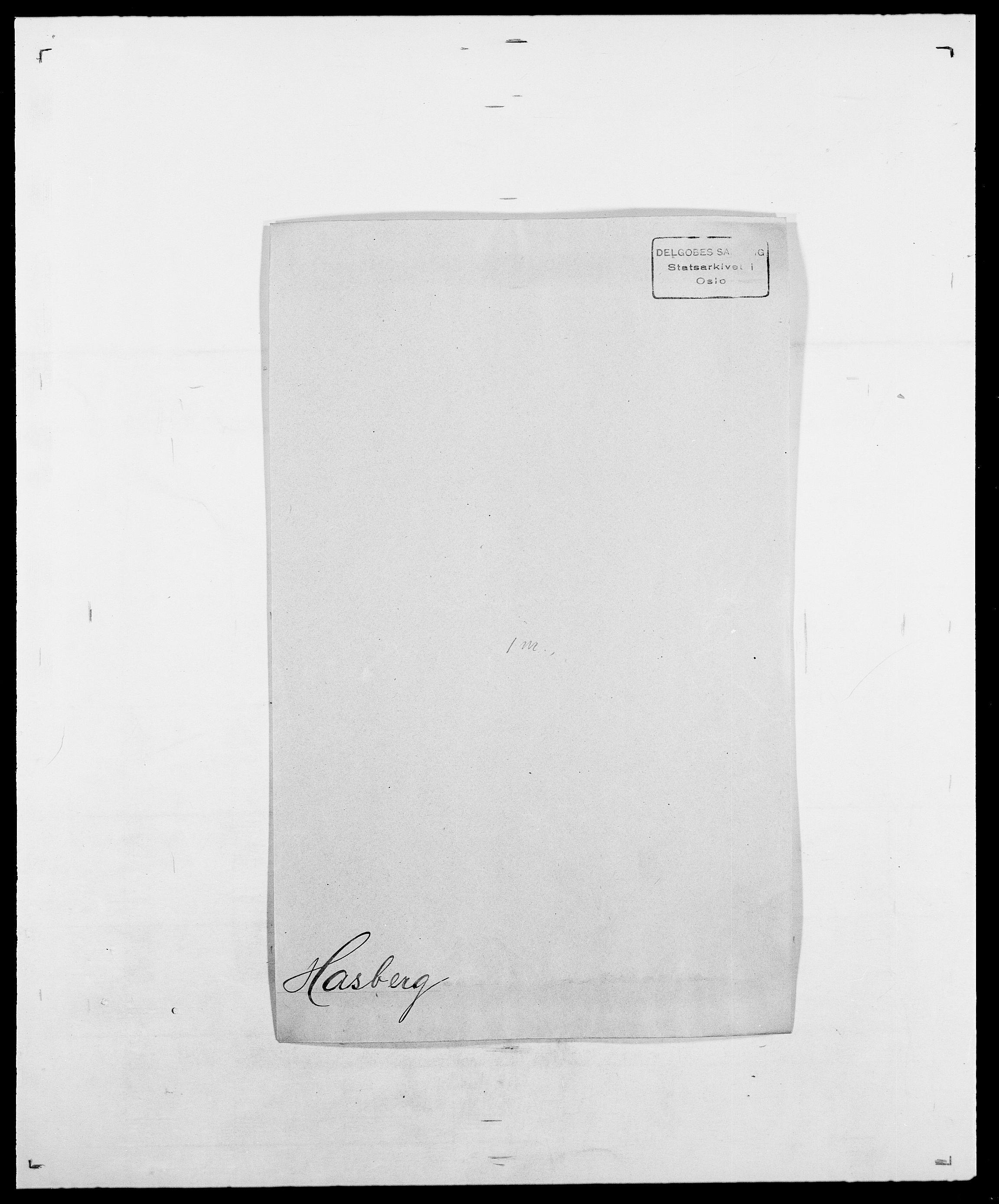 SAO, Delgobe, Charles Antoine - samling, D/Da/L0016: Hamborg - Hektoen, s. 472
