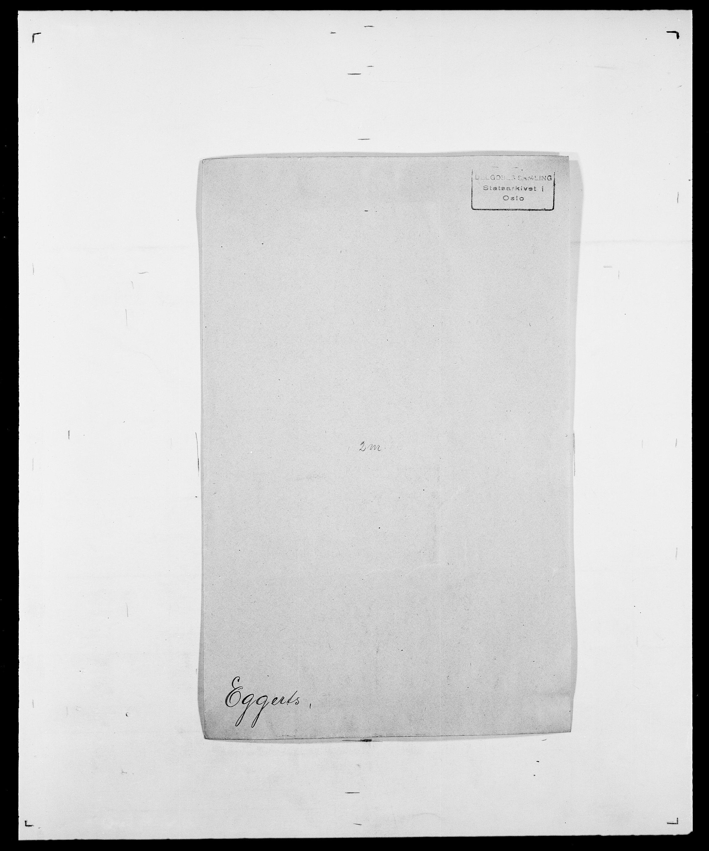 SAO, Delgobe, Charles Antoine - samling, D/Da/L0010: Dürendahl - Fagelund, s. 235
