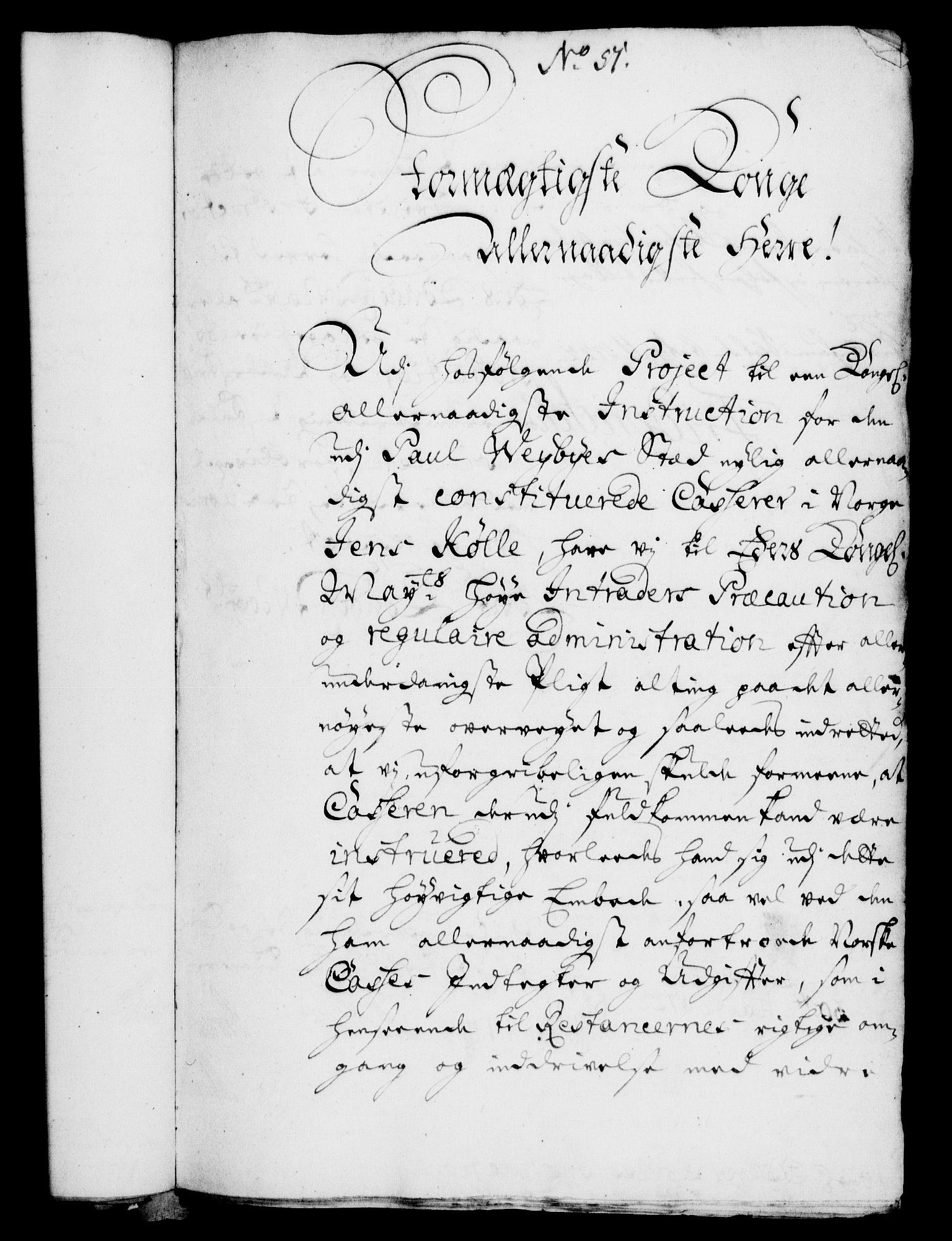 RA, Rentekammeret, Kammerkanselliet, G/Gf/Gfa/L0005: Norsk relasjons- og resolusjonsprotokoll (merket RK 52.5), 1722, s. 246