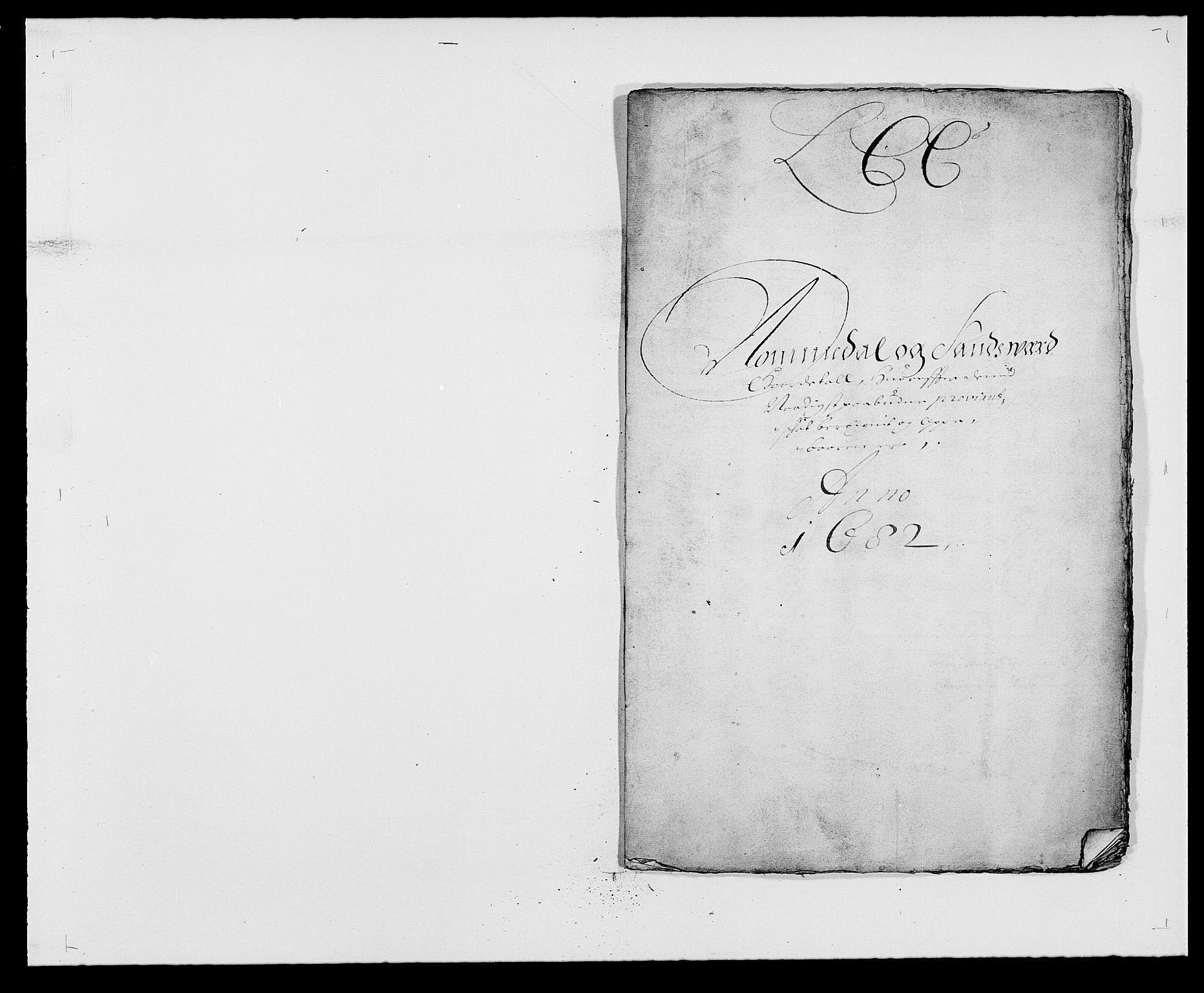 RA, Rentekammeret inntil 1814, Reviderte regnskaper, Fogderegnskap, R24/L1570: Fogderegnskap Numedal og Sandsvær, 1679-1686, s. 99