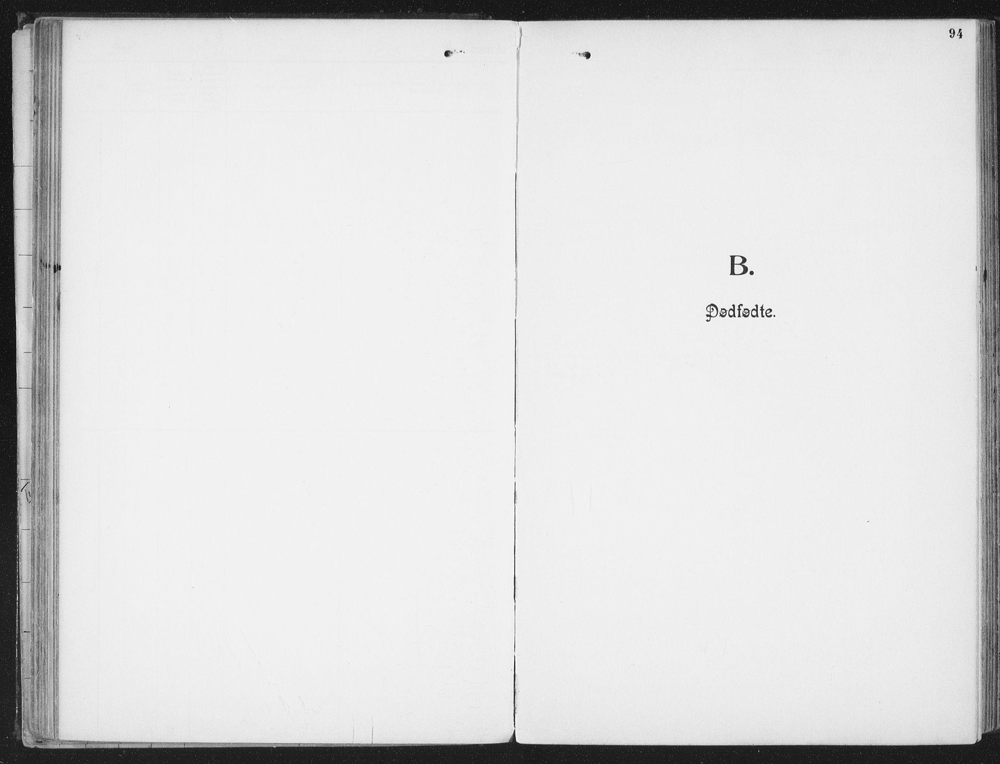 SAT, Ministerialprotokoller, klokkerbøker og fødselsregistre - Nordland, 804/L0081: Ministerialbok nr. 804A02, 1901-1915, s. 94