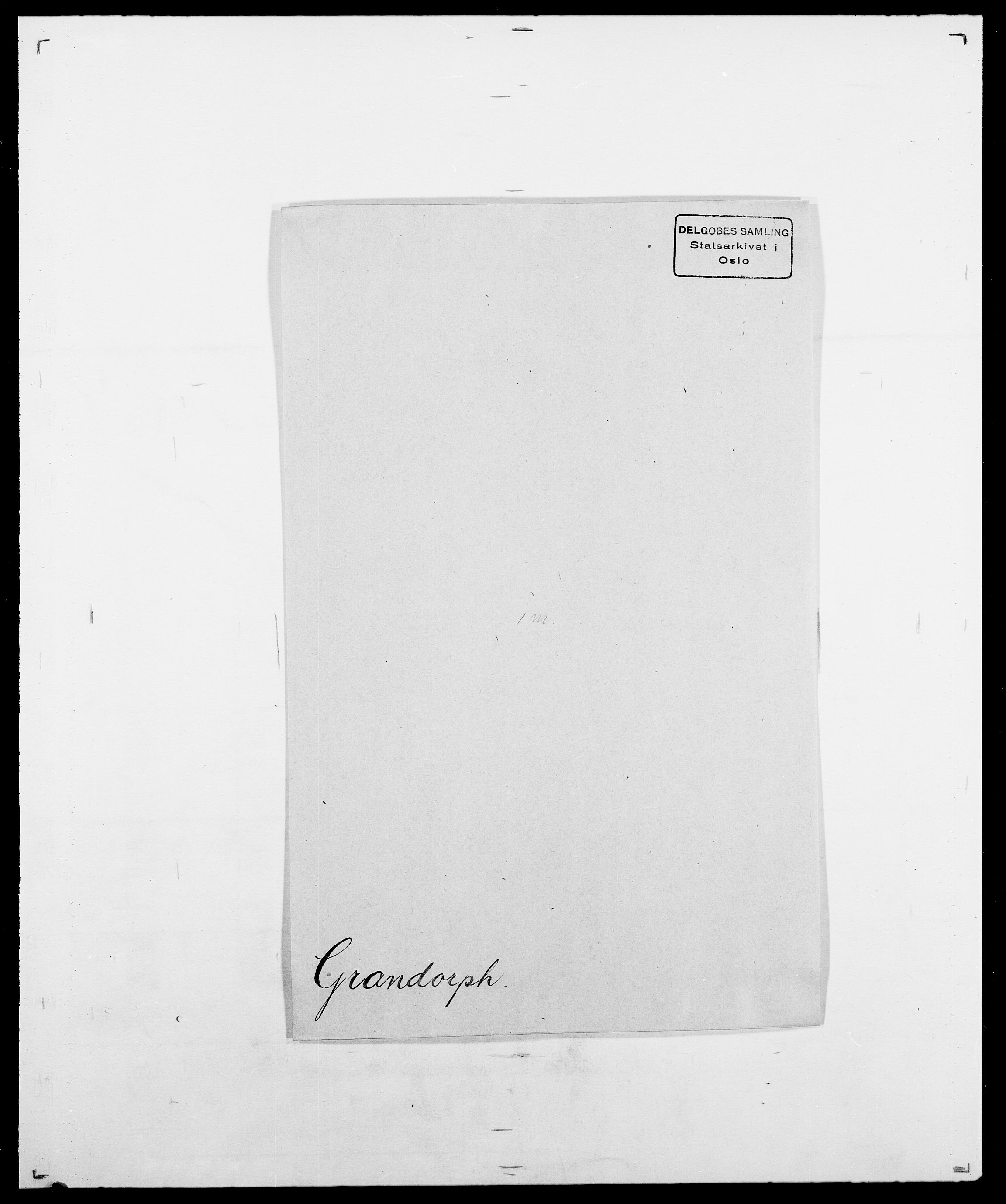 SAO, Delgobe, Charles Antoine - samling, D/Da/L0014: Giebdhausen - Grip, s. 546