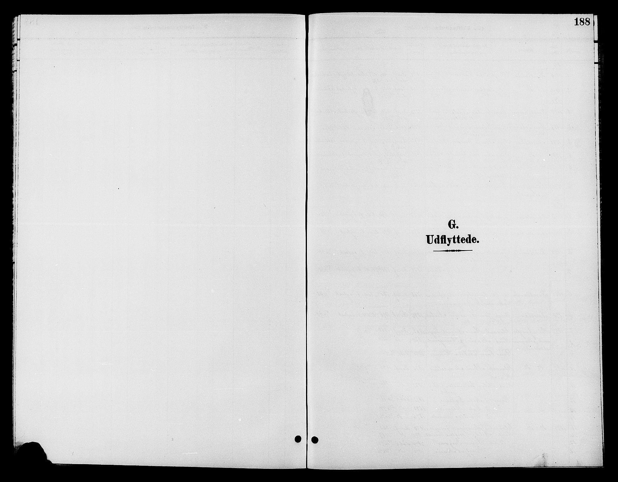 SAH, Jevnaker prestekontor, Klokkerbok nr. 2, 1896-1906, s. 188
