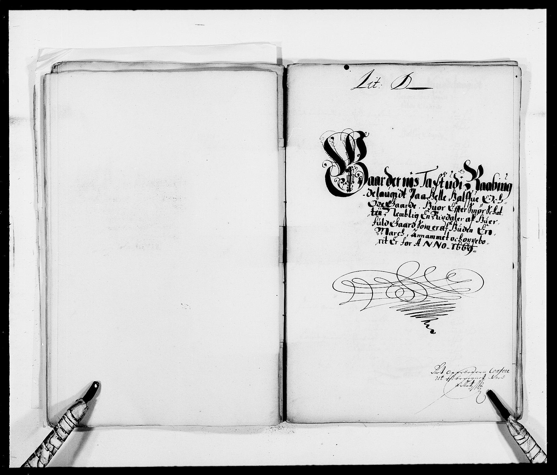 RA, Rentekammeret inntil 1814, Reviderte regnskaper, Fogderegnskap, R40/L2432: Fogderegnskap Råbyggelag, 1669-1670, s. 87