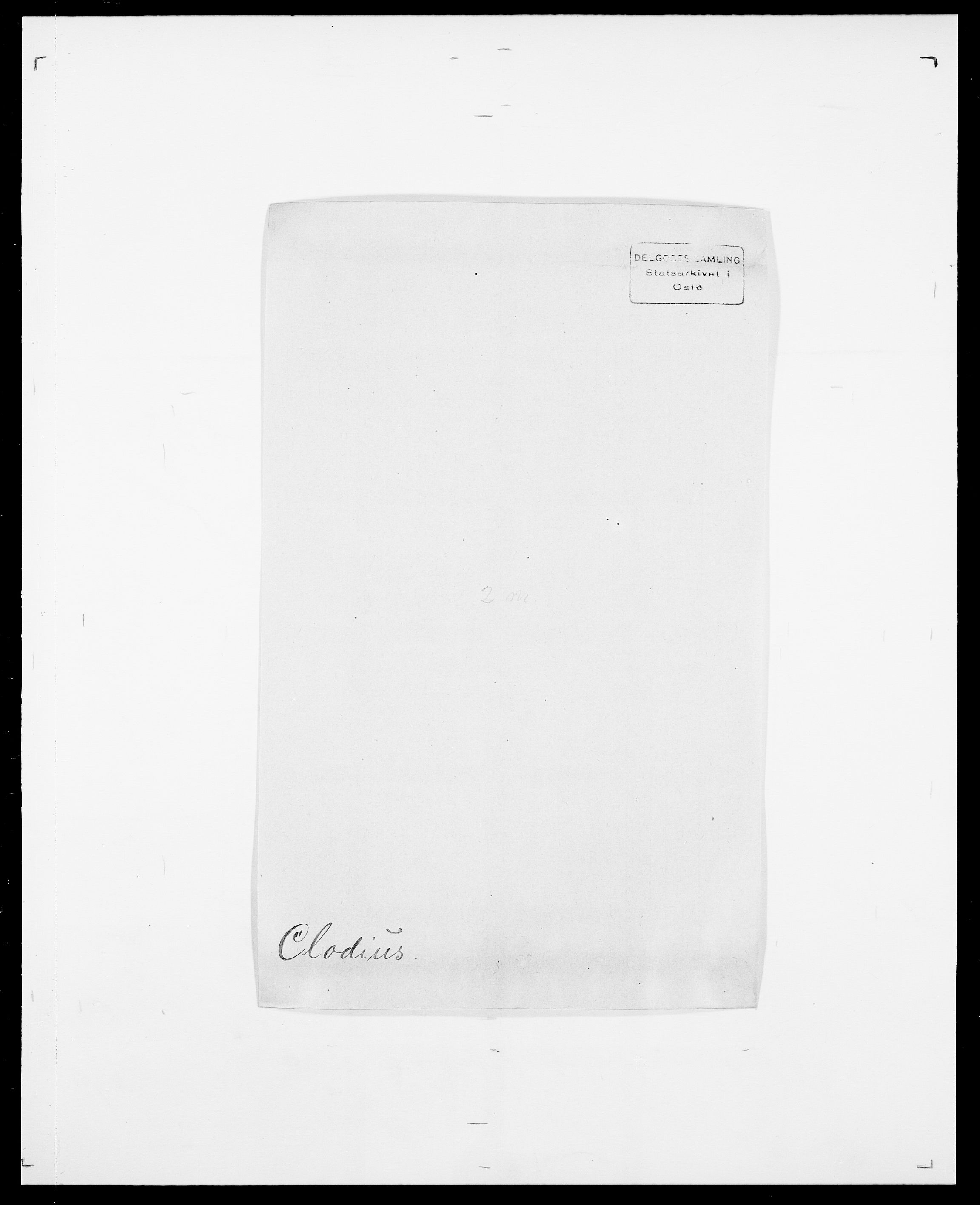 SAO, Delgobe, Charles Antoine - samling, D/Da/L0008: Capjon - Dagenbolt, s. 380