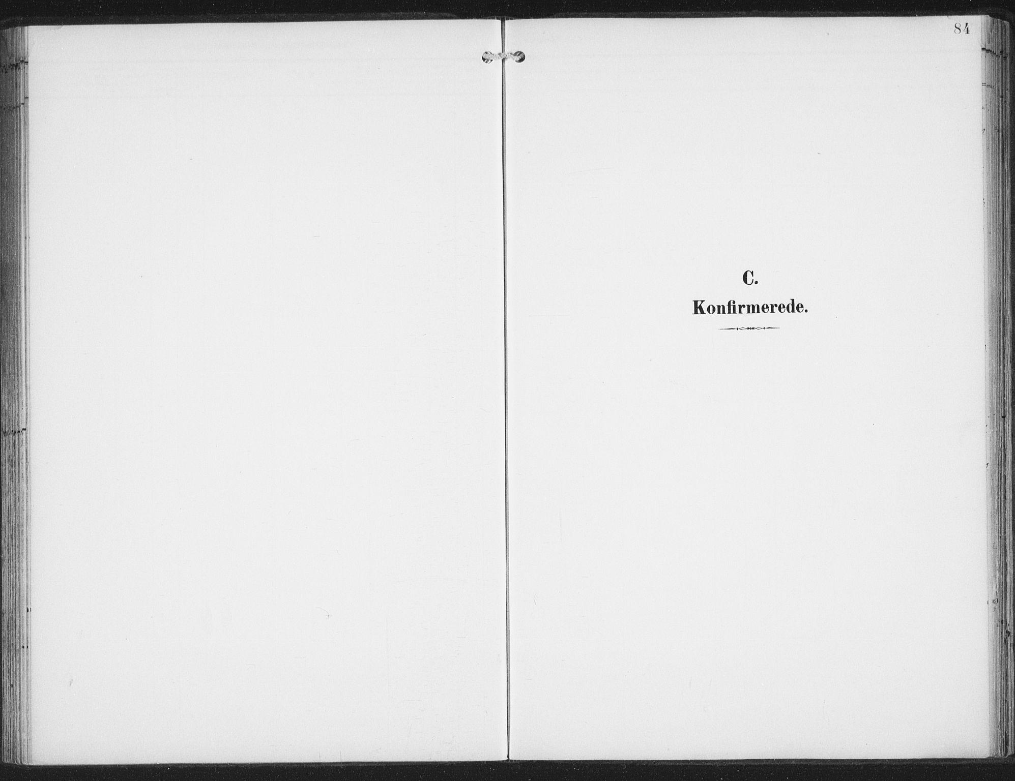 SATØ, Lenvik sokneprestembete, H/Ha: Ministerialbok nr. 15, 1896-1915, s. 84