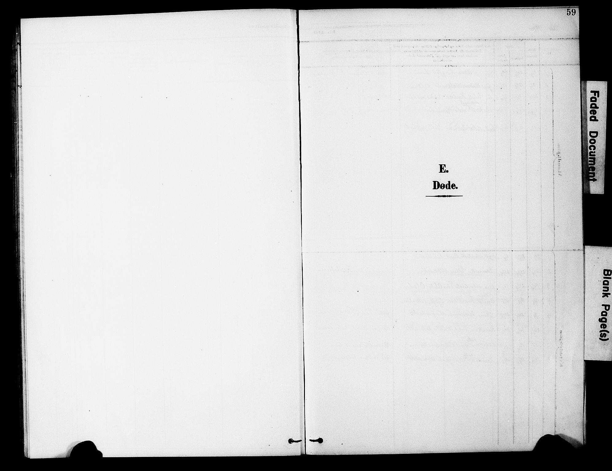 SAT, Ministerialprotokoller, klokkerbøker og fødselsregistre - Nord-Trøndelag, 746/L0452: Ministerialbok nr. 746A09, 1900-1908, s. 59