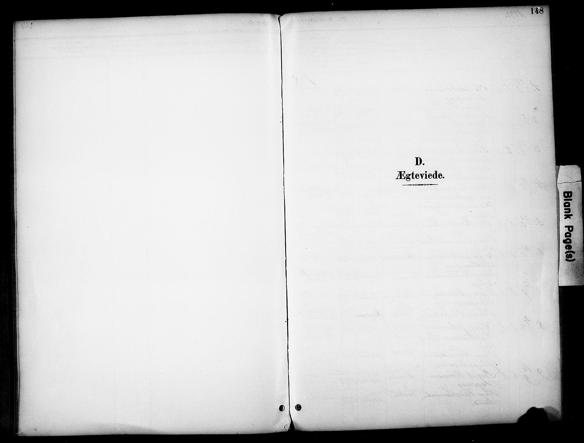 SAH, Vardal prestekontor, H/Ha/Haa/L0012: Ministerialbok nr. 12, 1893-1904, s. 148