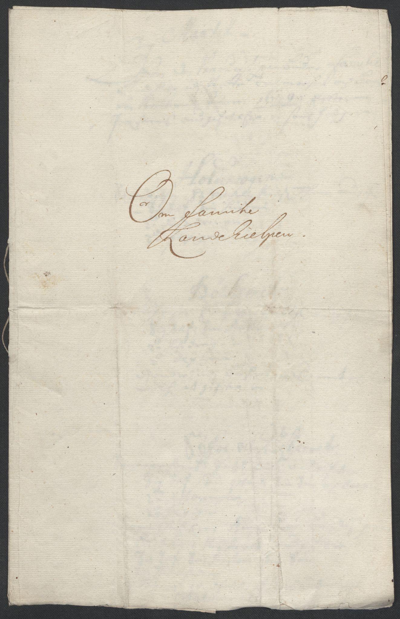 RA, Rentekammeret inntil 1814, Reviderte regnskaper, Fogderegnskap, R35/L2072: Fogderegnskap Øvre og Nedre Telemark, 1679, s. 246