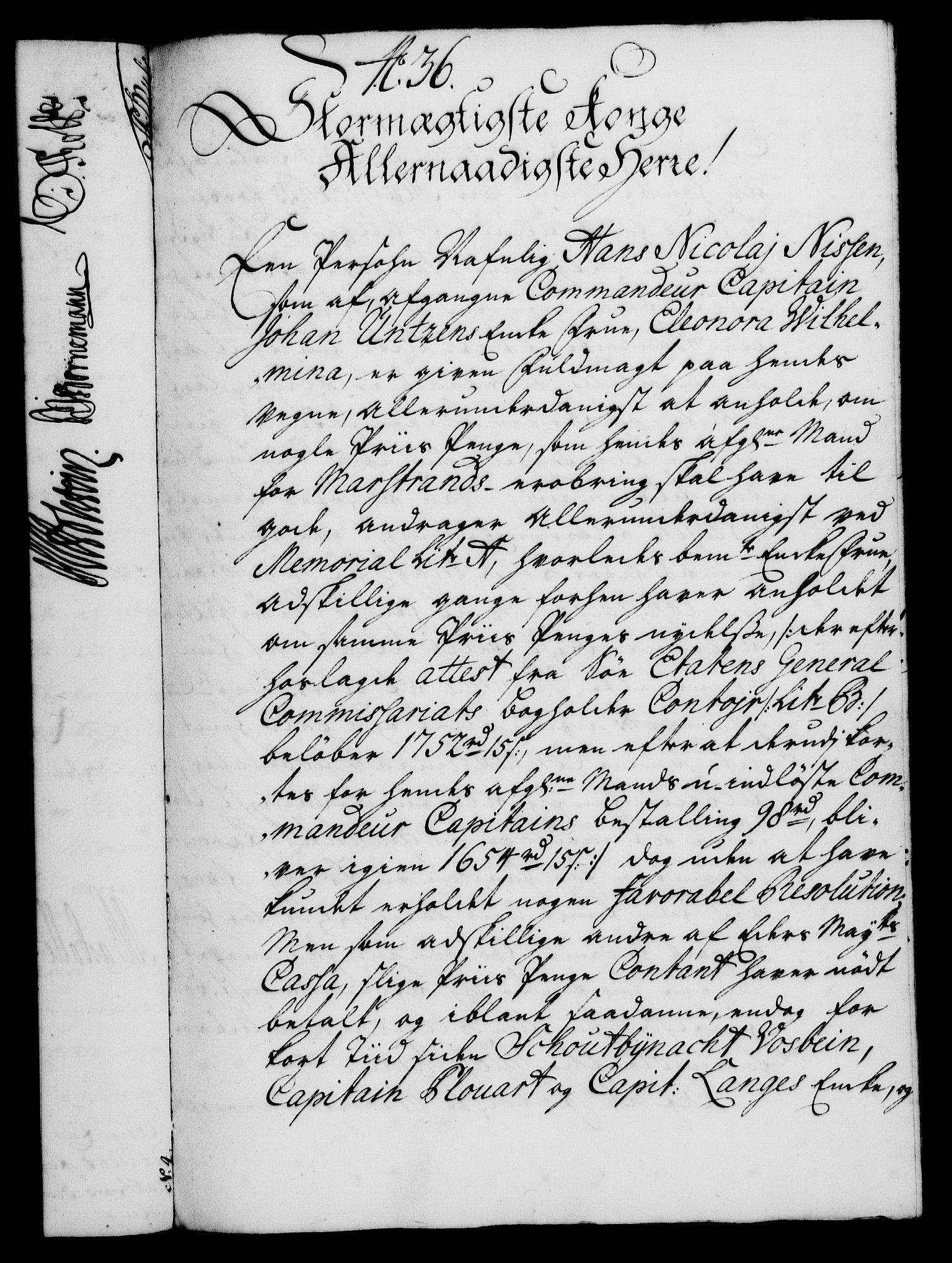 RA, Rentekammeret, Kammerkanselliet, G/Gf/Gfa/L0018: Norsk relasjons- og resolusjonsprotokoll (merket RK 52.18), 1735, s. 246