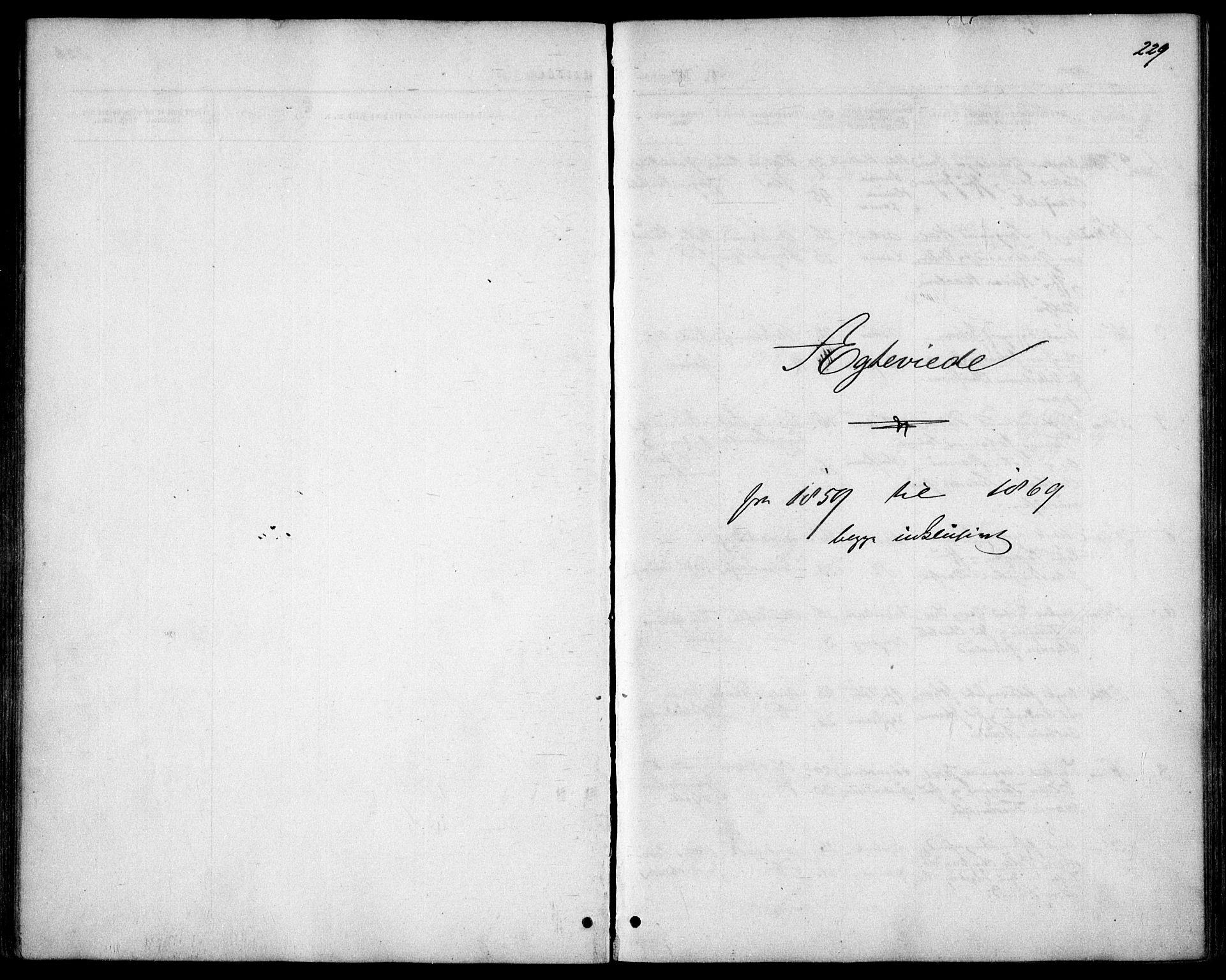 SAO, Garnisonsmenigheten Kirkebøker, F/Fa/L0010: Ministerialbok nr. 10, 1859-1869, s. 229