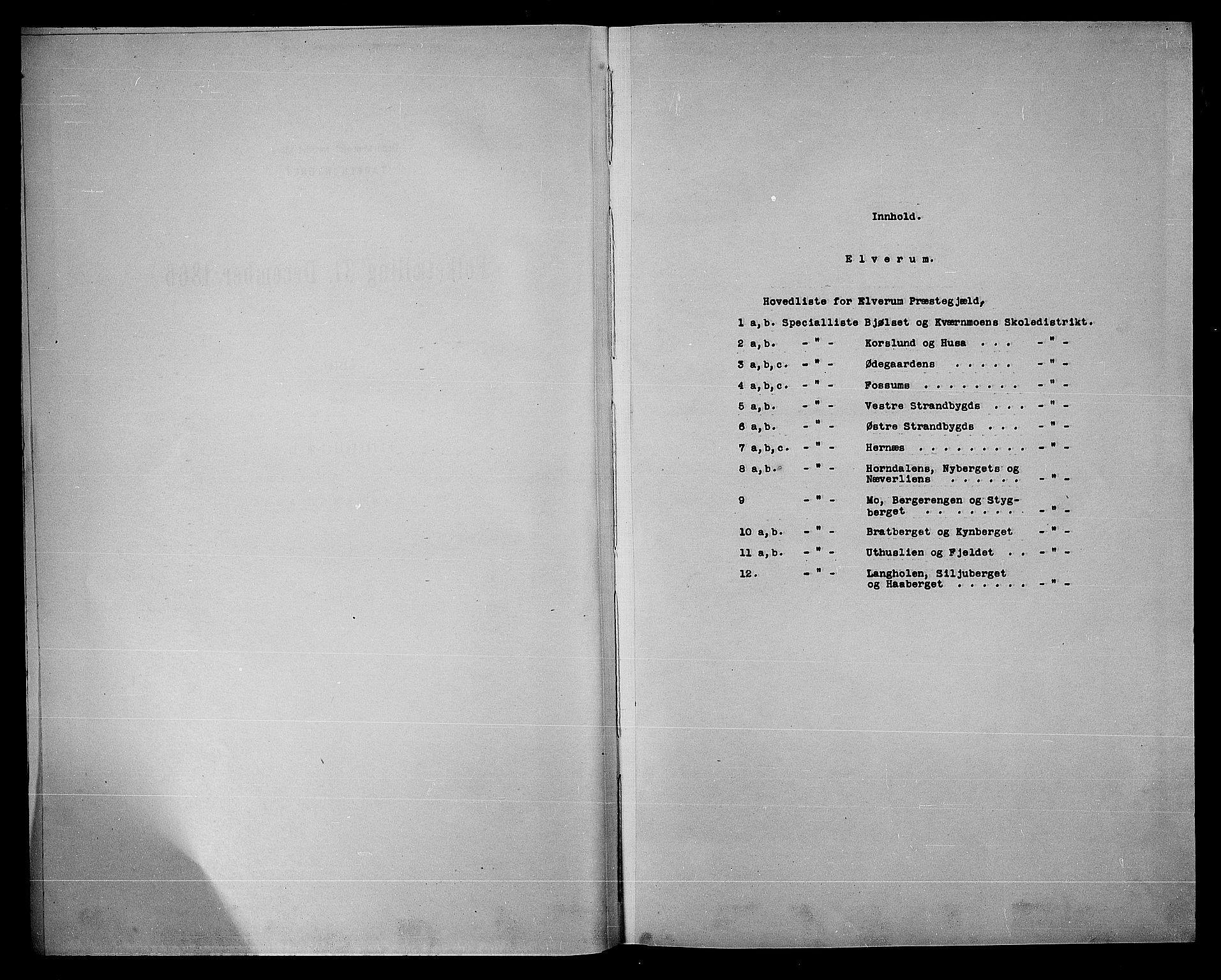 RA, Folketelling 1865 for 0427P Elverum prestegjeld, 1865, s. 4