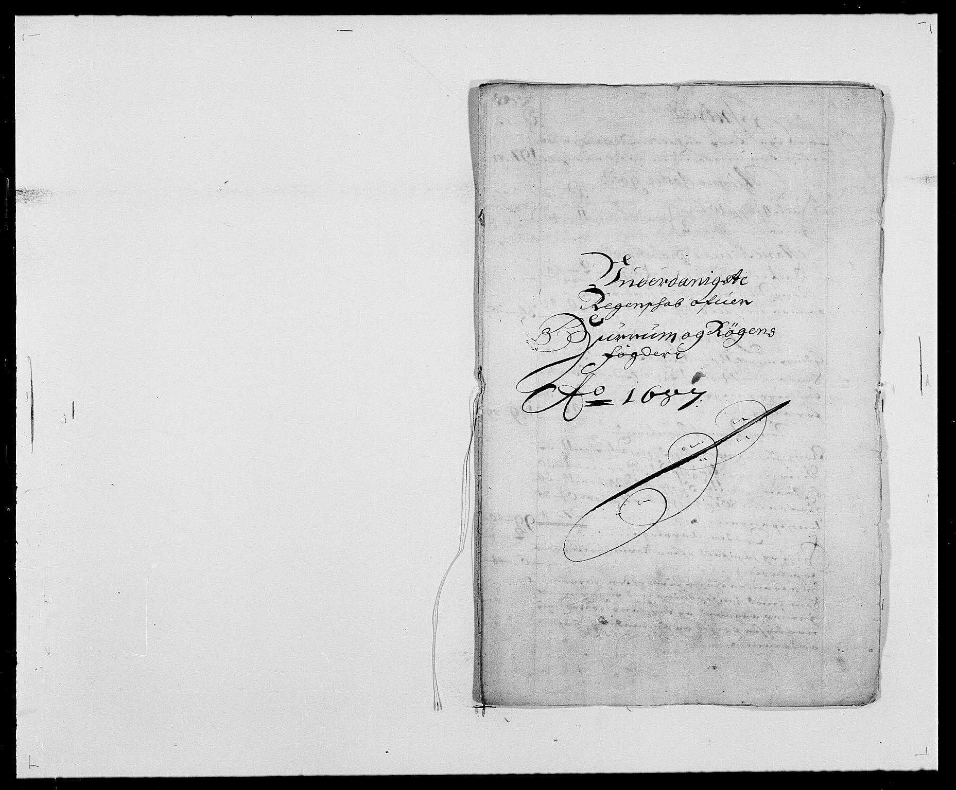 RA, Rentekammeret inntil 1814, Reviderte regnskaper, Fogderegnskap, R29/L1692: Fogderegnskap Hurum og Røyken, 1682-1687, s. 304
