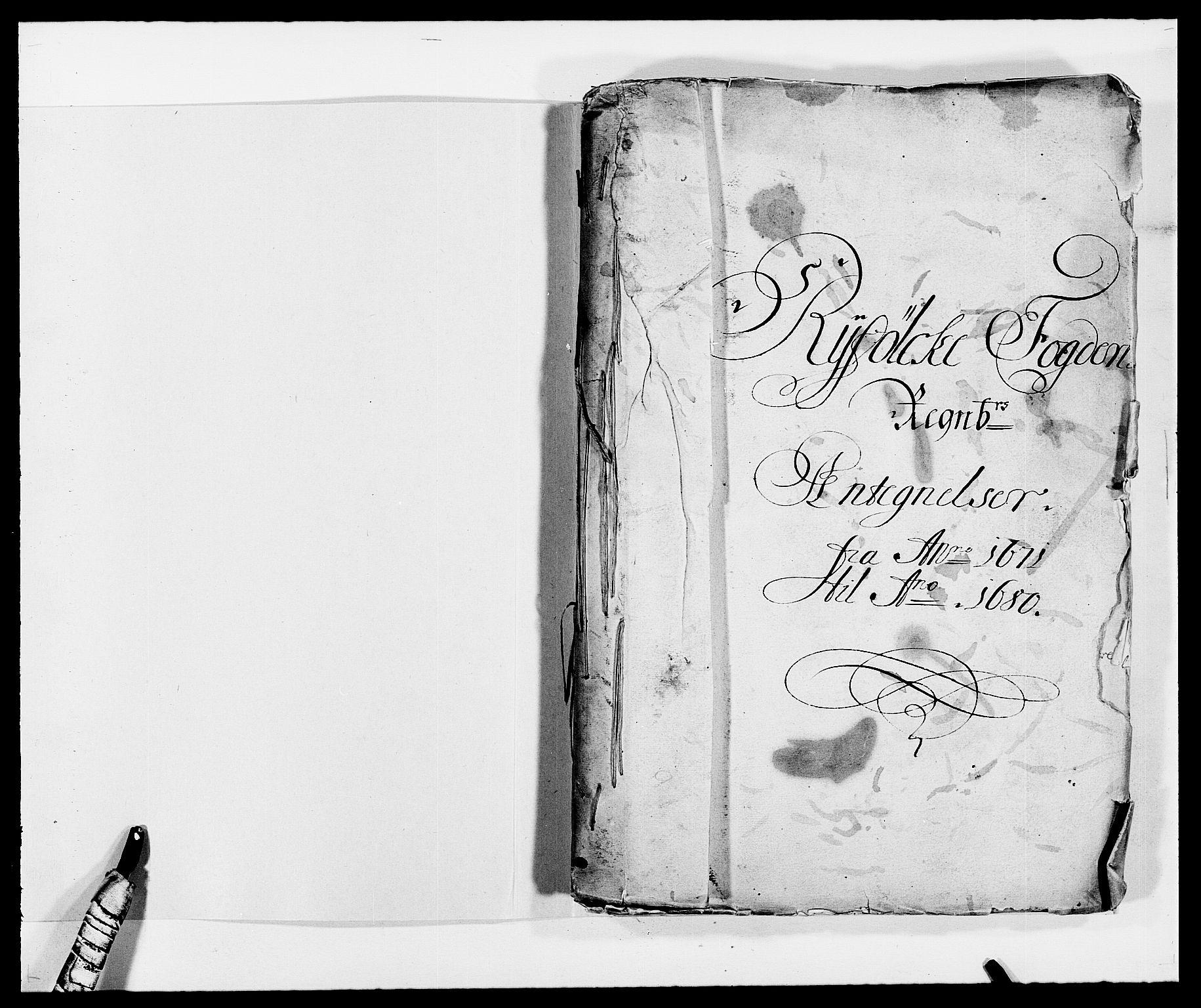 RA, Rentekammeret inntil 1814, Reviderte regnskaper, Fogderegnskap, R47/L2851: Fogderegnskap Ryfylke, 1680, s. 2