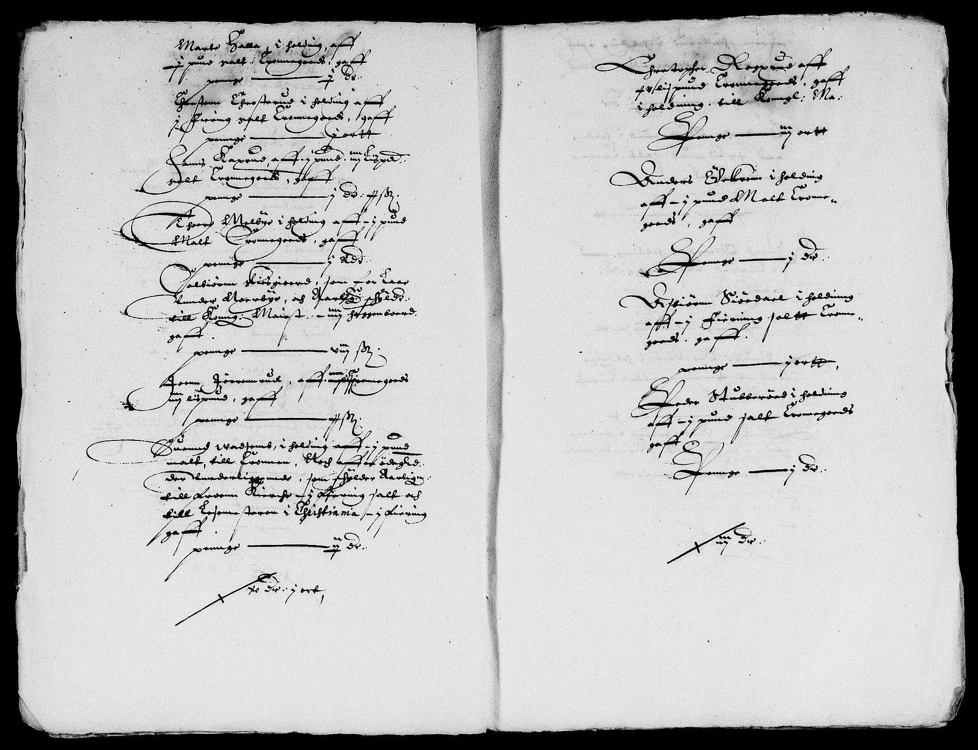 RA, Rentekammeret inntil 1814, Reviderte regnskaper, Lensregnskaper, R/Rb/Rba/L0094: Akershus len, 1618-1630