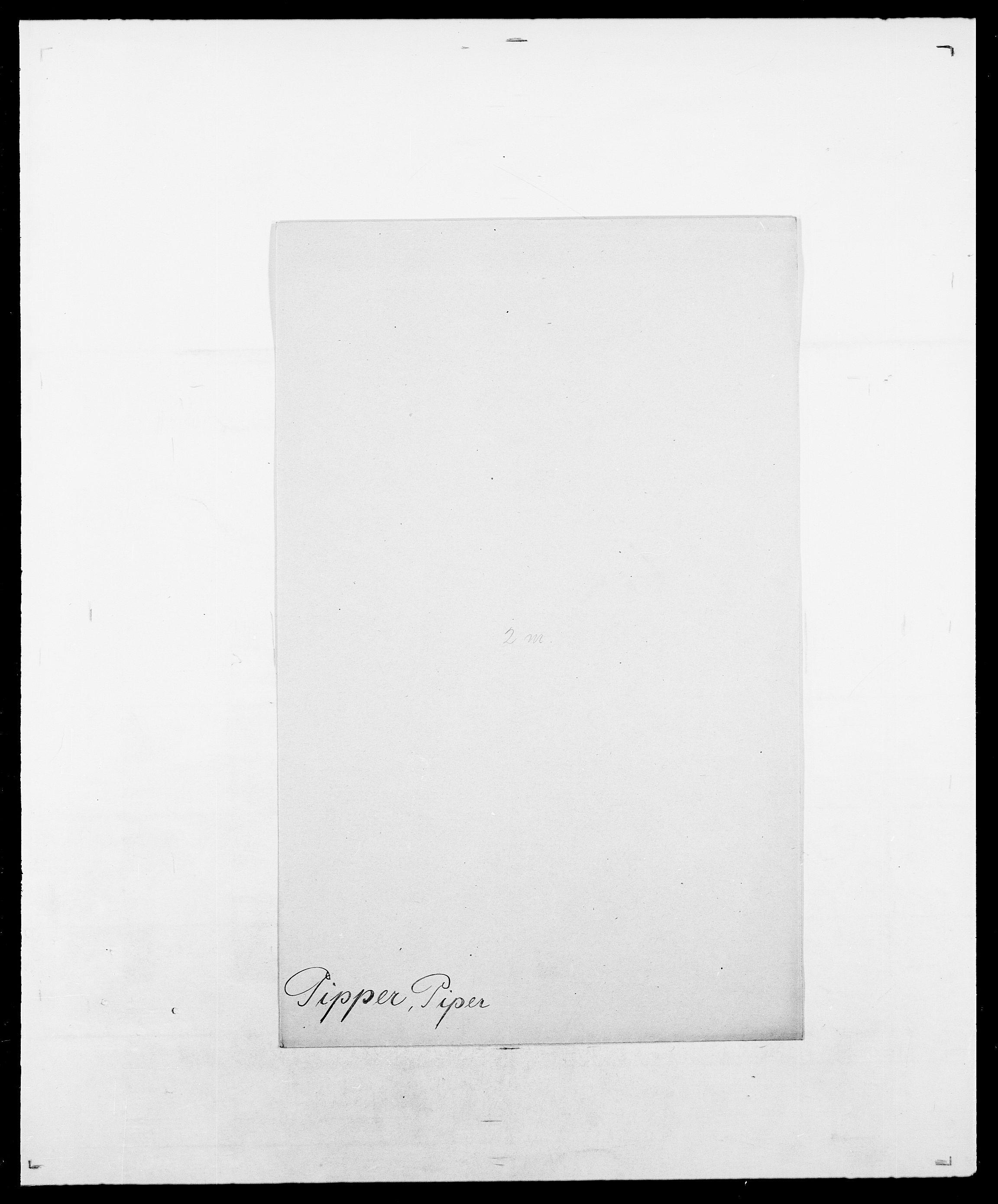 SAO, Delgobe, Charles Antoine - samling, D/Da/L0030: Paars - Pittelkov, s. 561